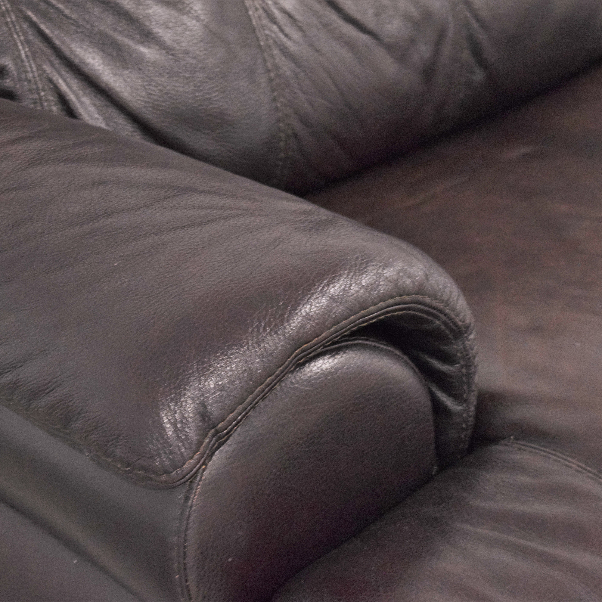 shop Macy's Two Cushion Reclining Sofa Macy's Classic Sofas