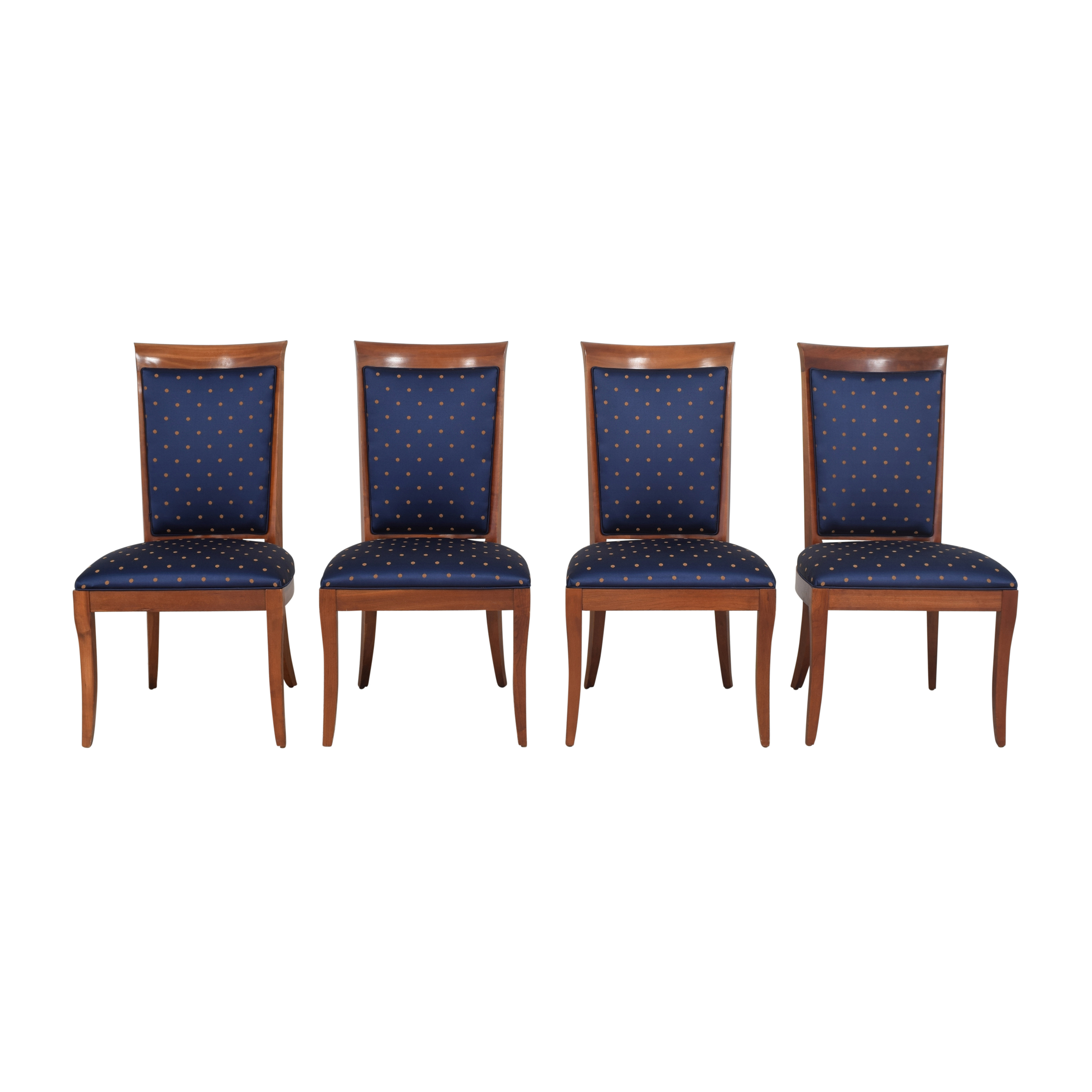 Ethan Allen Ethan Allen Medallion Collection Dining Side Chairs for sale