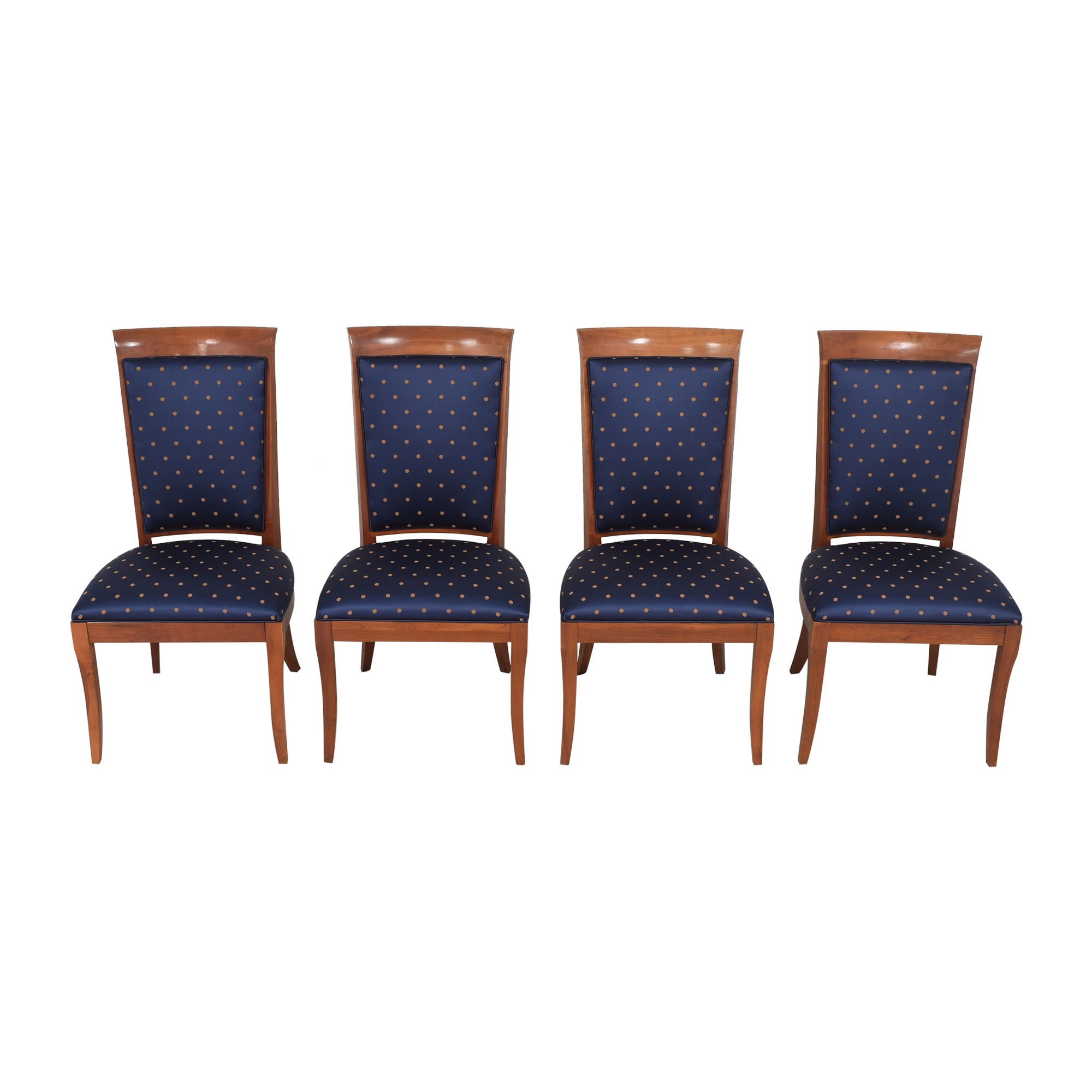Ethan Allen Medallion Collection Dining Side Chairs / Dining Chairs