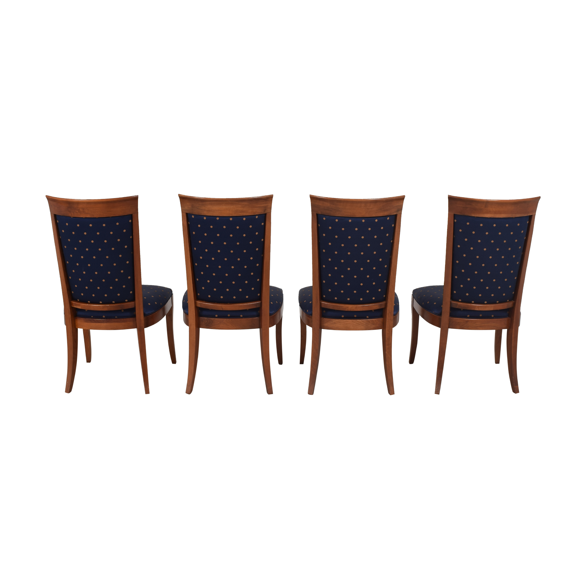 Ethan Allen Ethan Allen Medallion Collection Dining Side Chairs Chairs