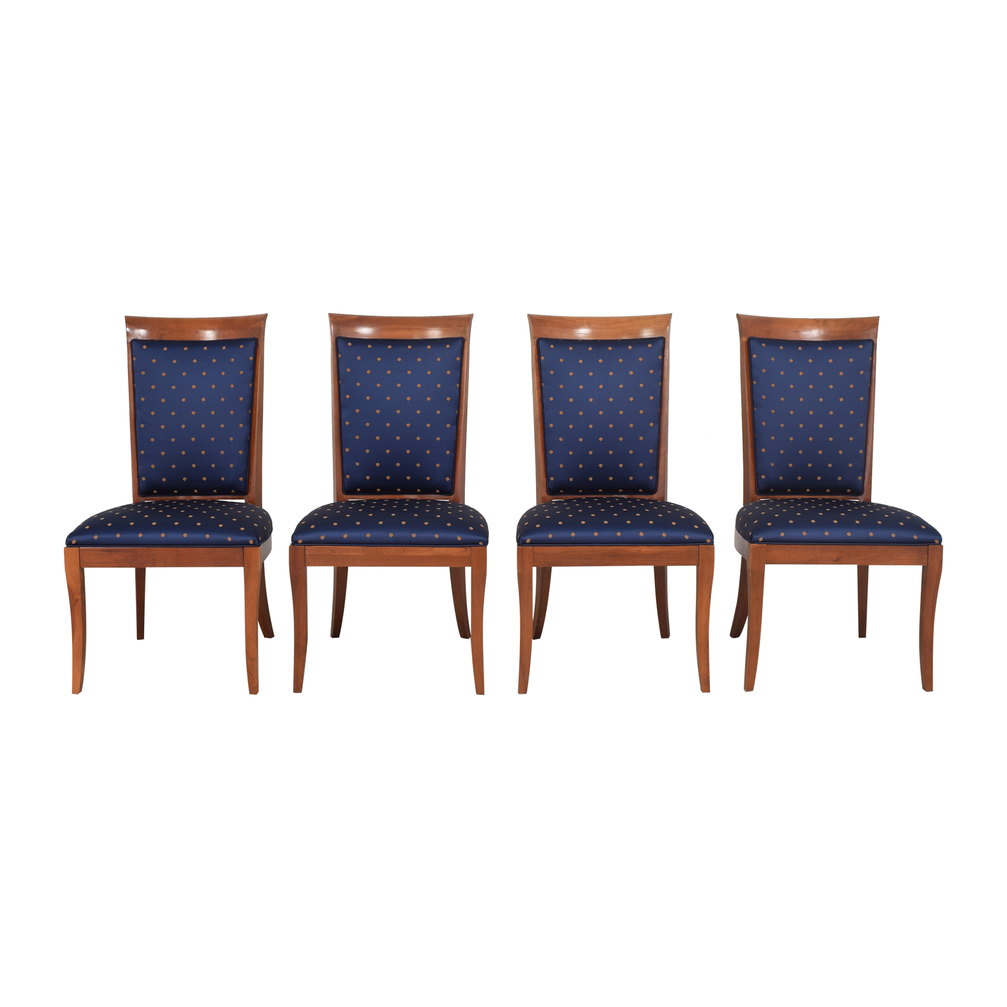 Ethan Allen Ethan Allen Medallion Collection Dining Side Chairs nj