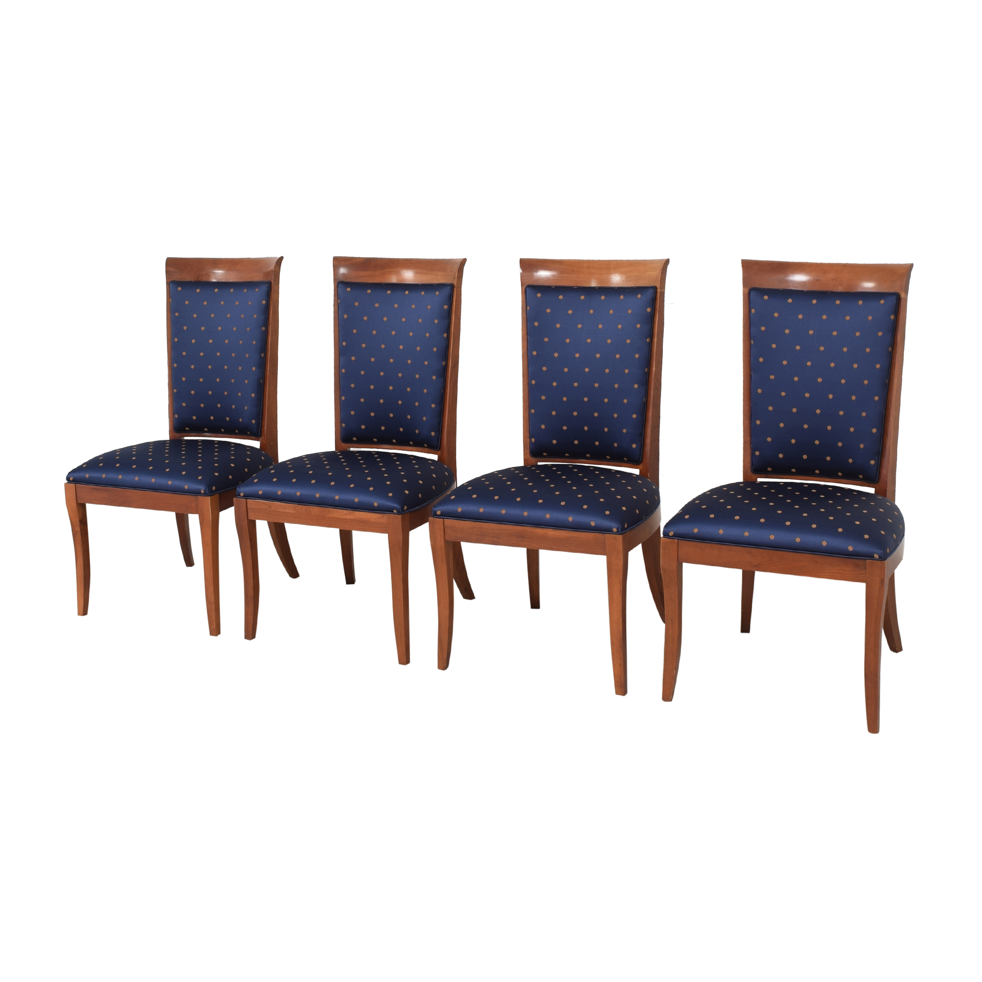 Ethan Allen Medallion Collection Dining Side Chairs / Chairs
