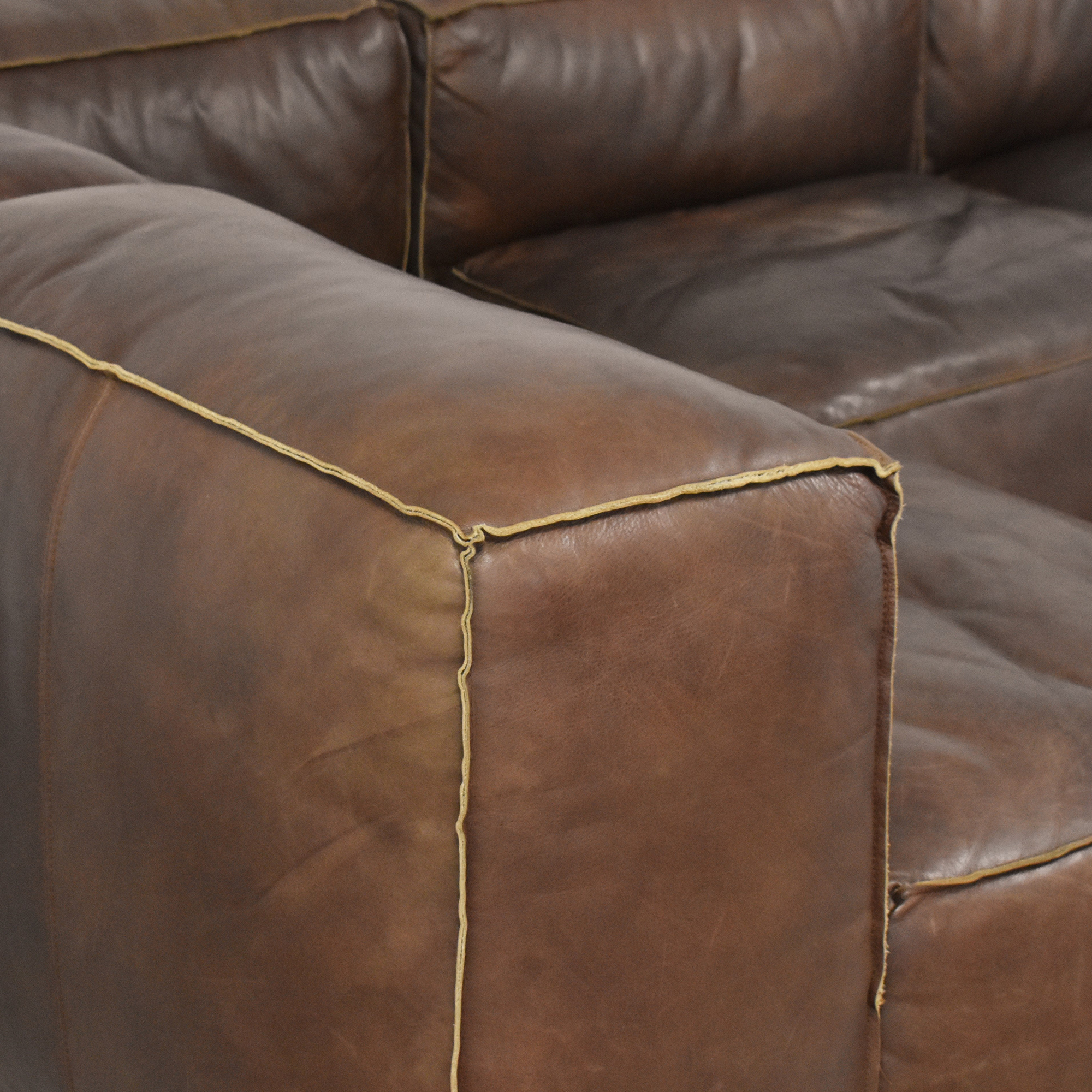 Restoration Hardware Restoration Hardware Fulham Sectional nyc