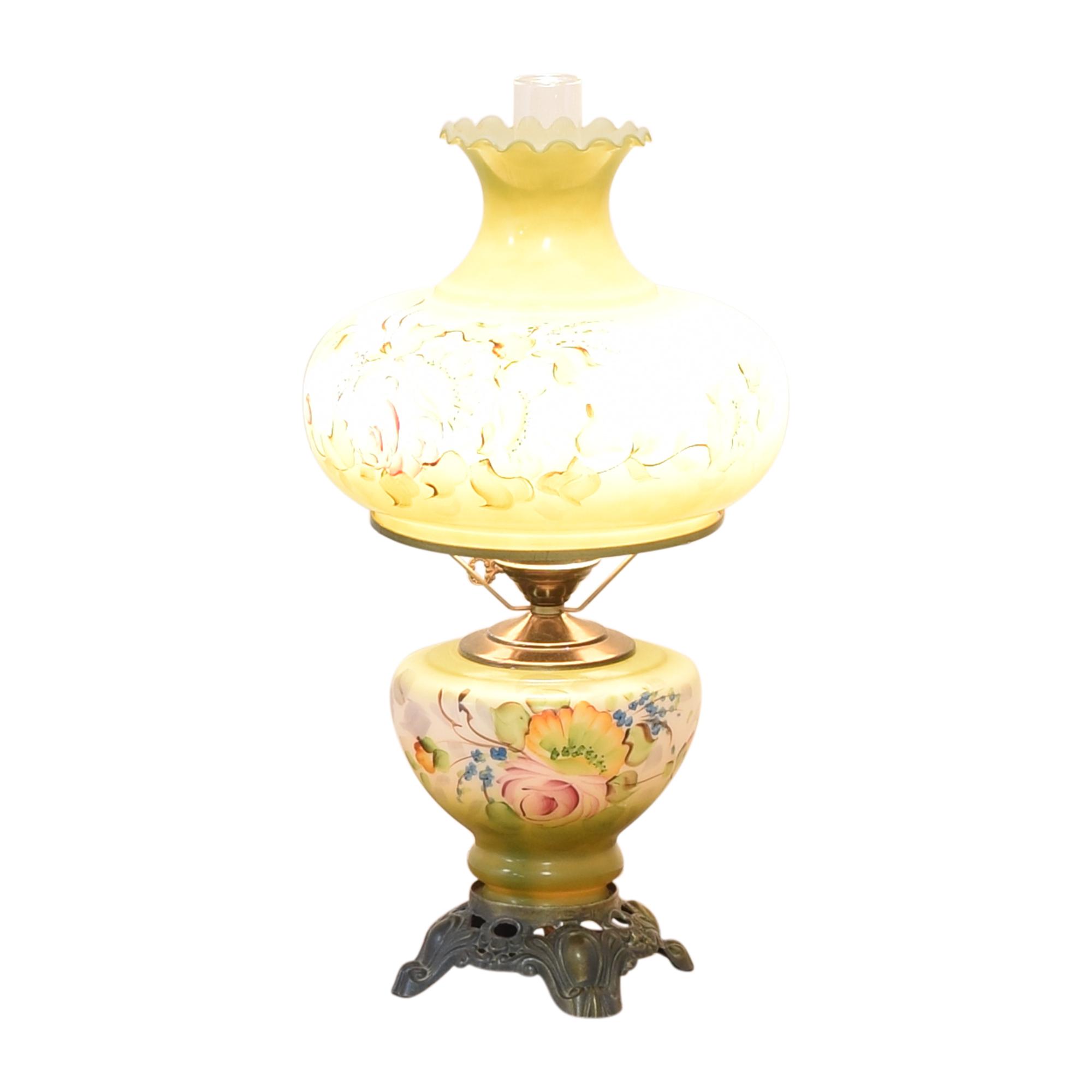 buy  Floral Vintage Lamp online