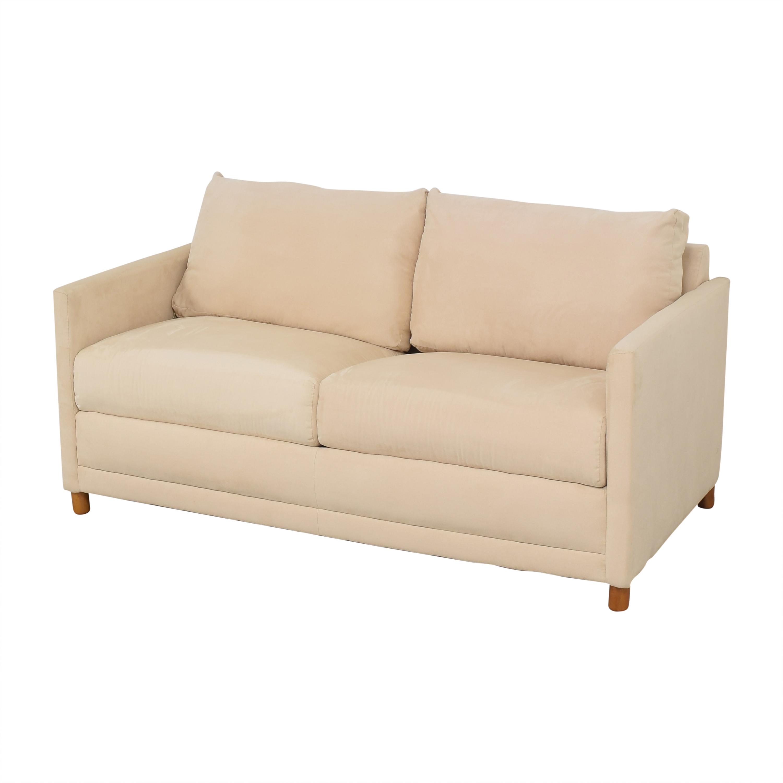 buy Two Cushion Sleeper Sofa  Sofa Beds