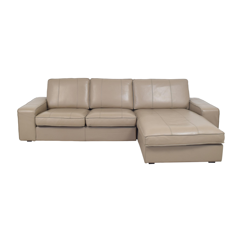 buy IKEA KIVIK Sectional Sofa with Chaise IKEA Sofas