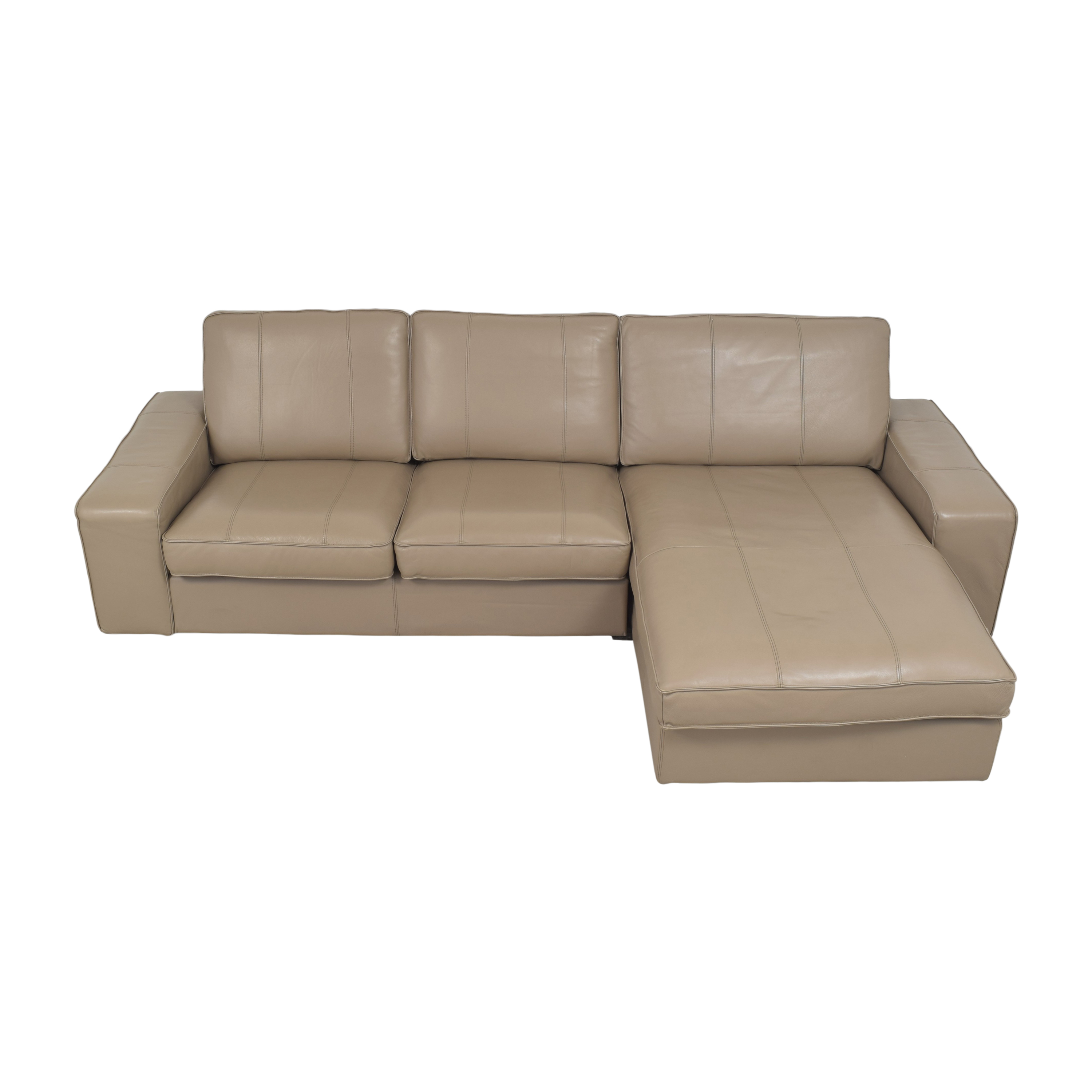 buy IKEA KIVIK Sectional Sofa with Chaise IKEA Sectionals