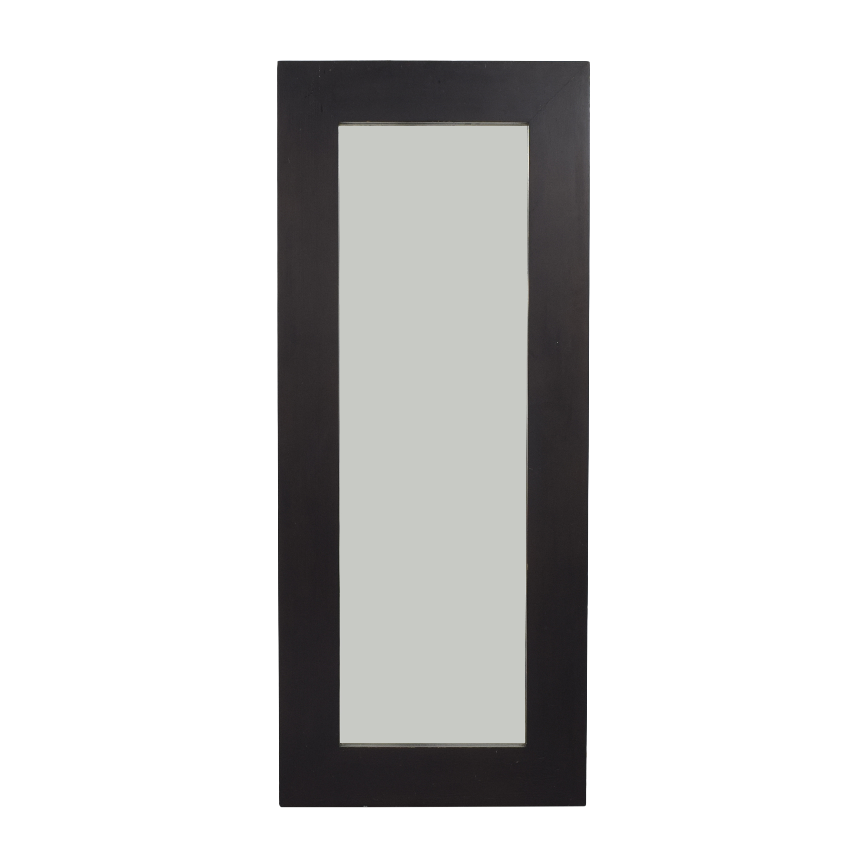 West Elm Chunky Floor Mirror sale