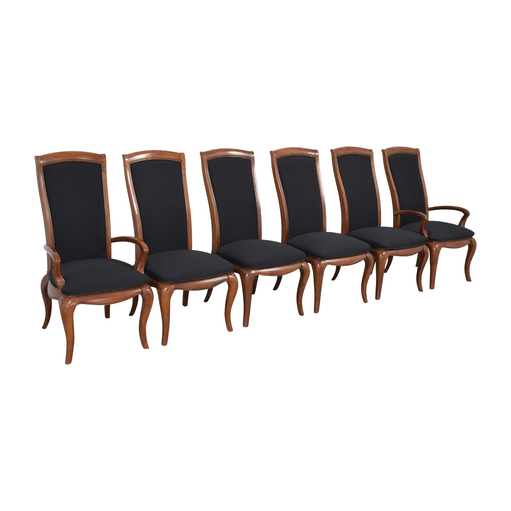 shop American Drew High Back Dining Chairs American Drew Dining Chairs
