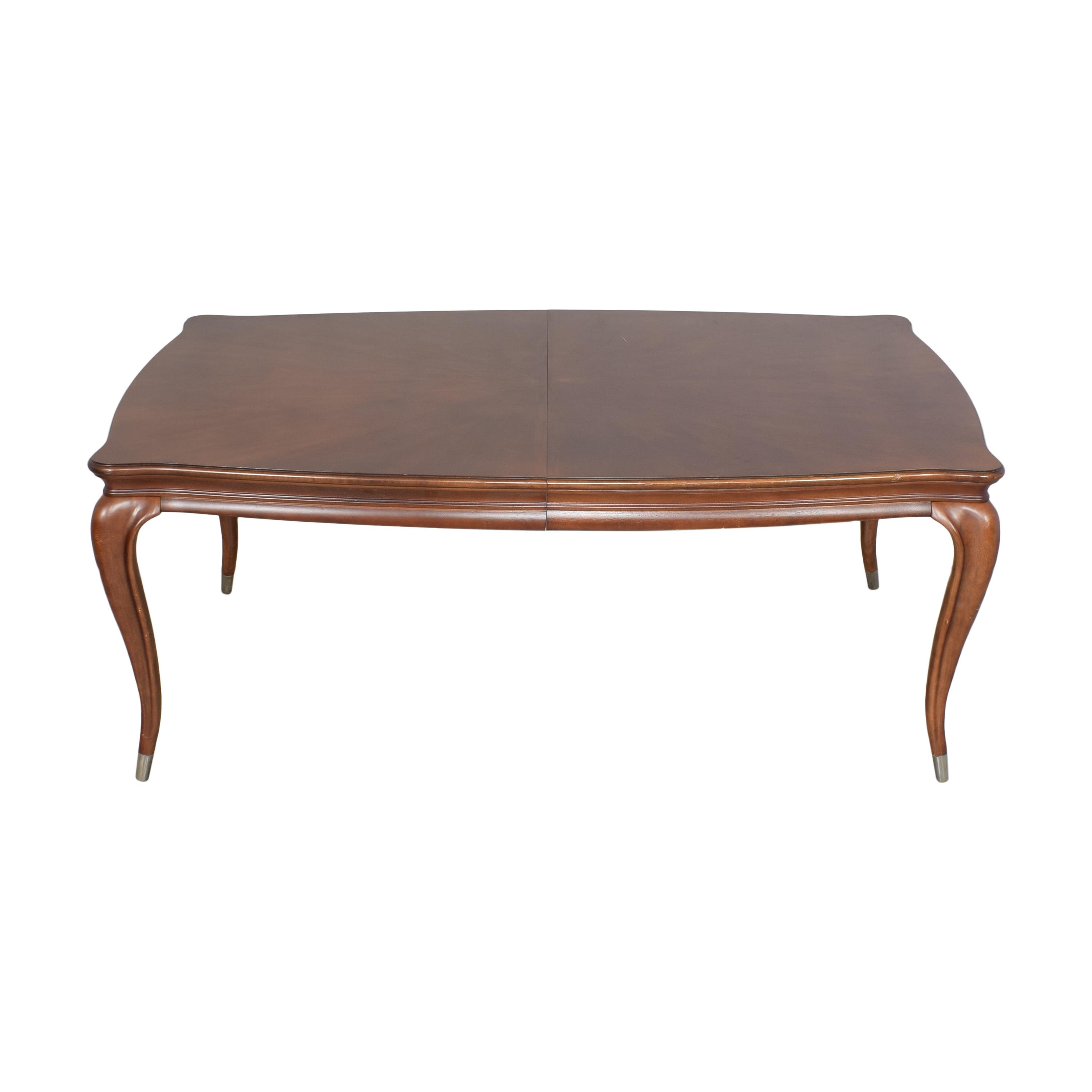 shop American Drew Extendable Queen Anne Dining Table American Drew