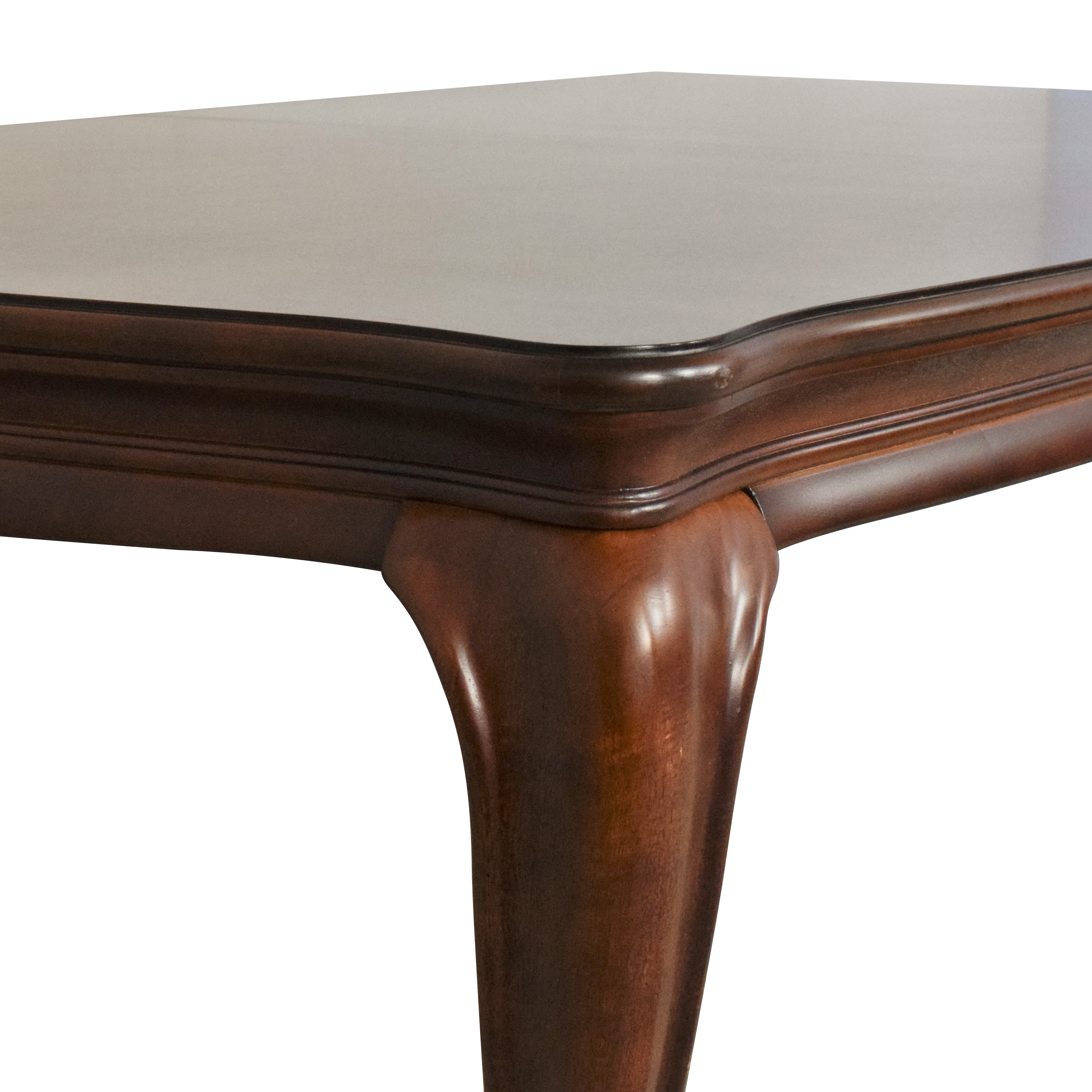 buy American Drew American Drew Extendable Queen Anne Dining Table online
