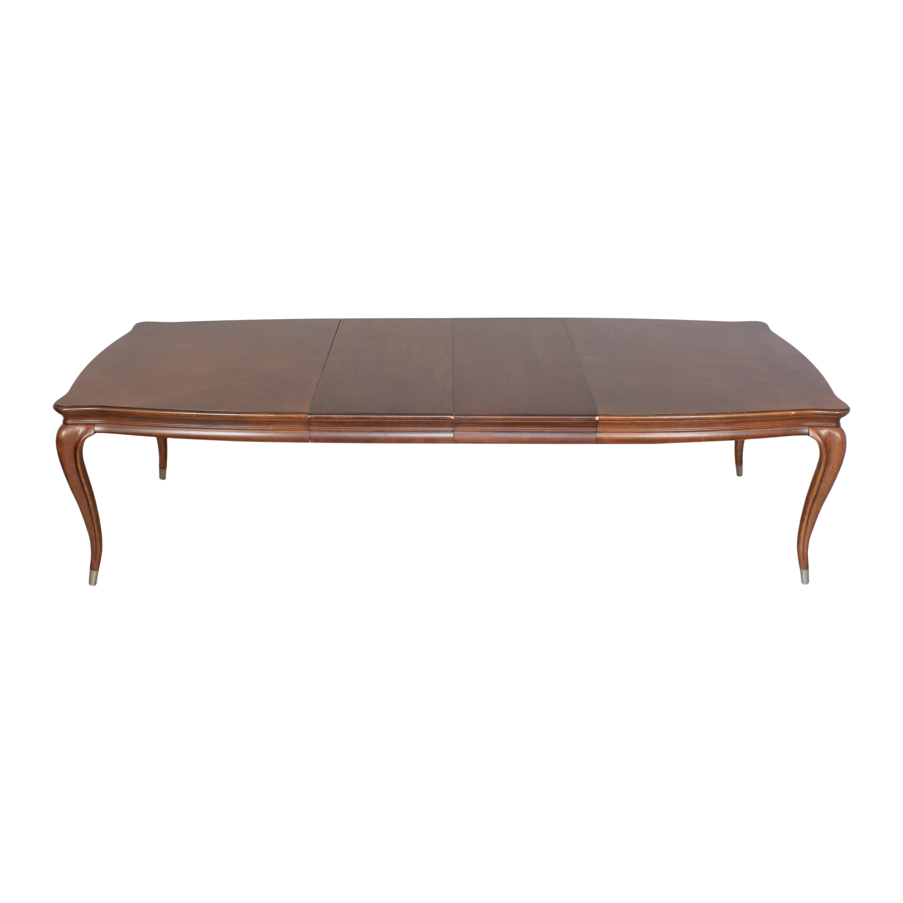 American Drew American Drew Extendable Queen Anne Dining Table price