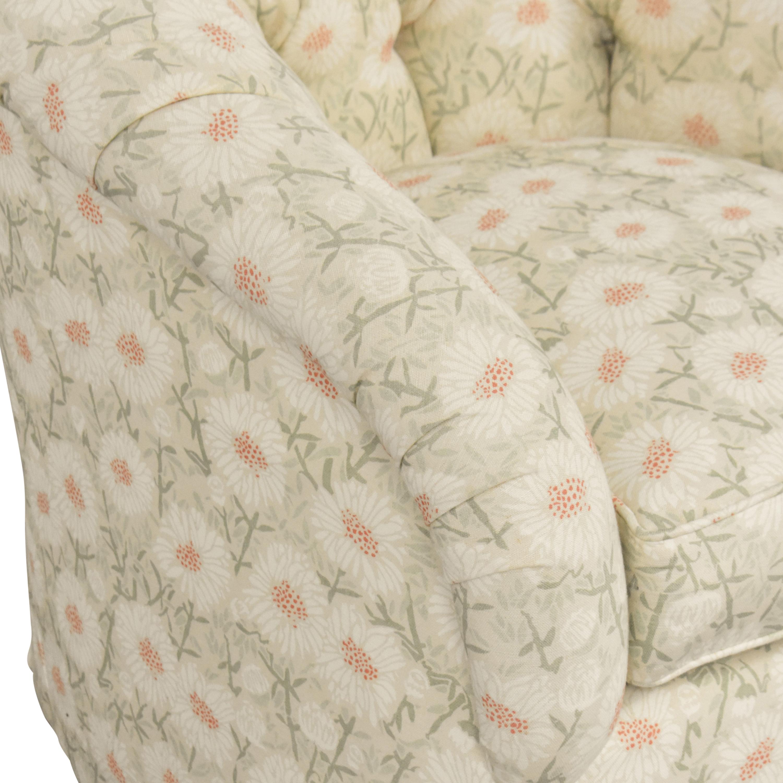 shop Edward Ferrell Edward Ferrell Tufted Accent Chair online