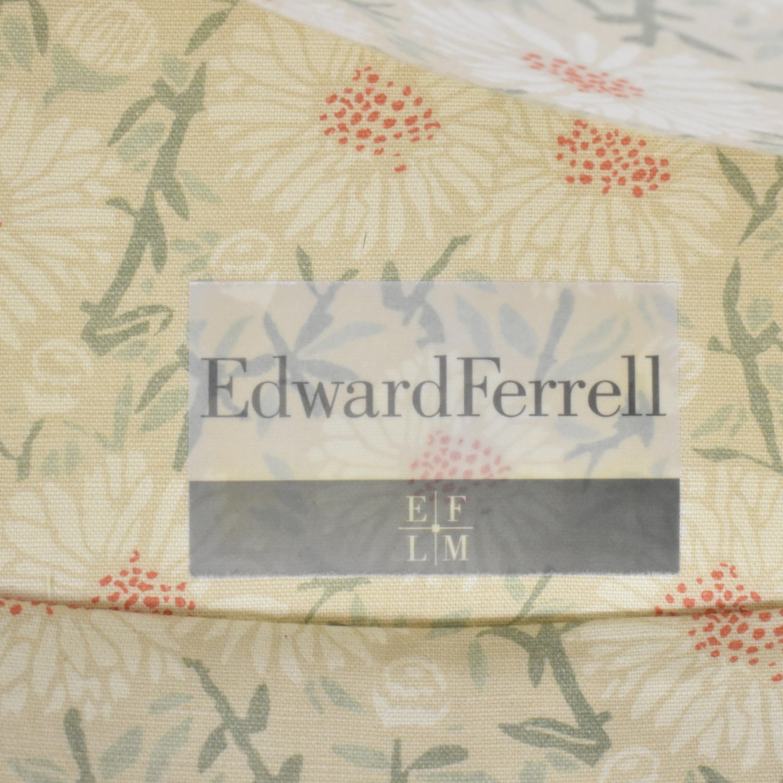 Edward Ferrell Edward Ferrell Tufted Accent Chair for sale