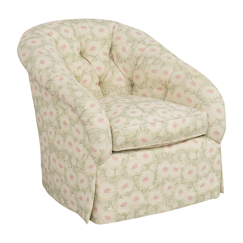 Edward Ferrell Edward Ferrell Tufted Accent Chair coupon