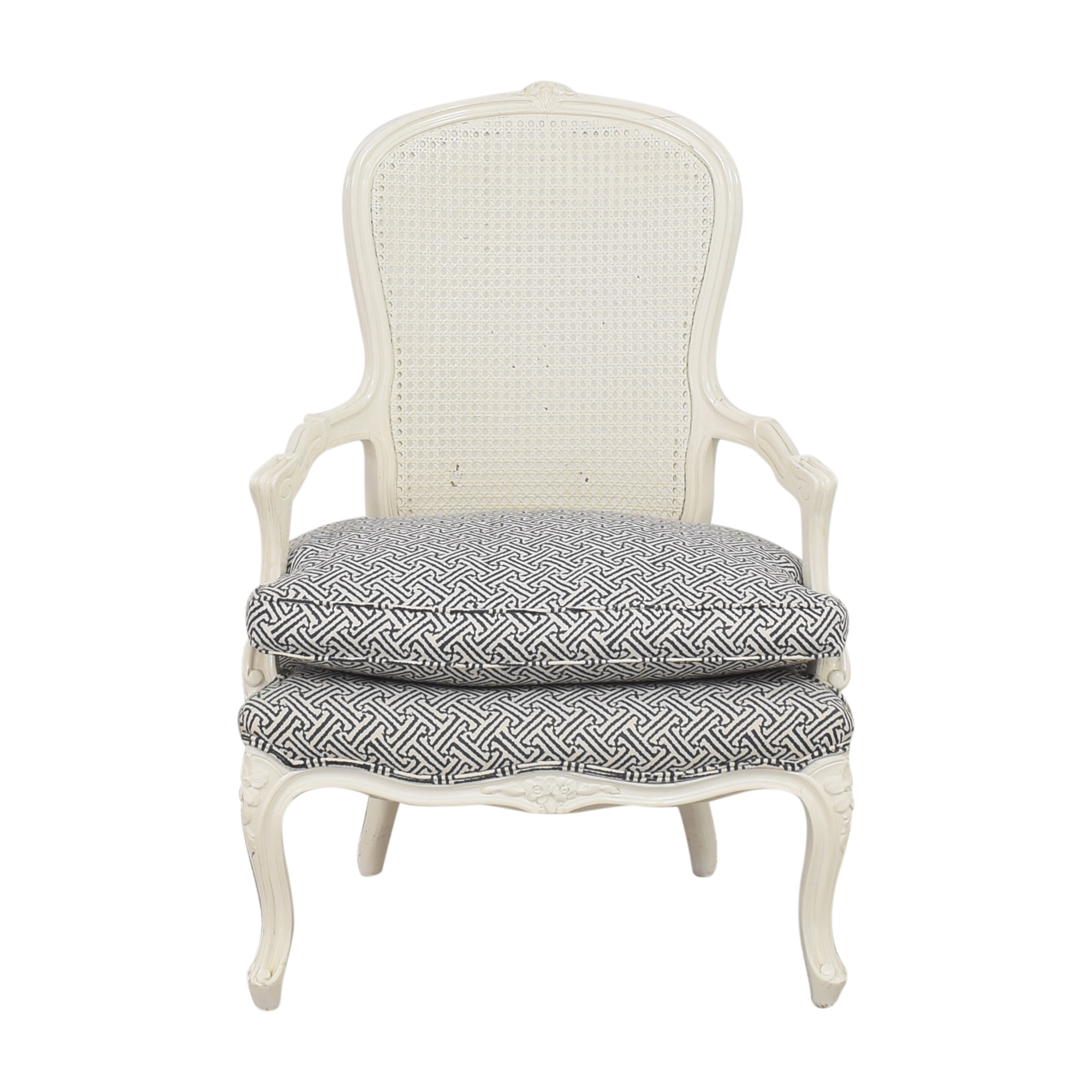buy  Cane Back Accent Chair online
