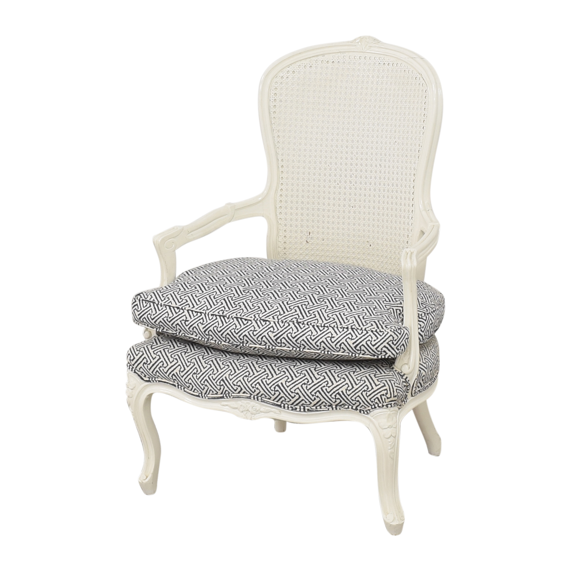 buy Cane Back Accent Chair  Accent Chairs