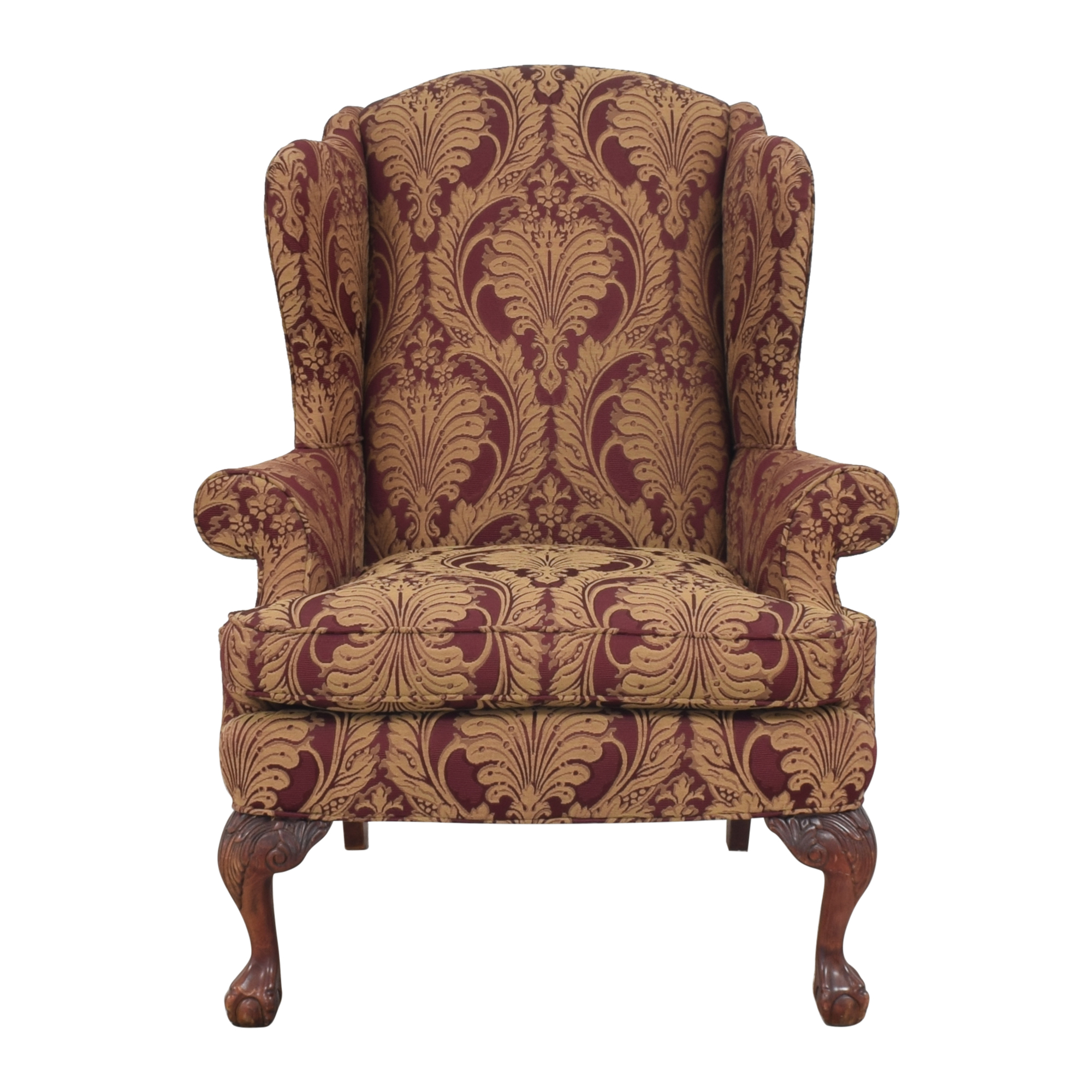 Sam Moore Regal Wing Chair / Accent Chairs
