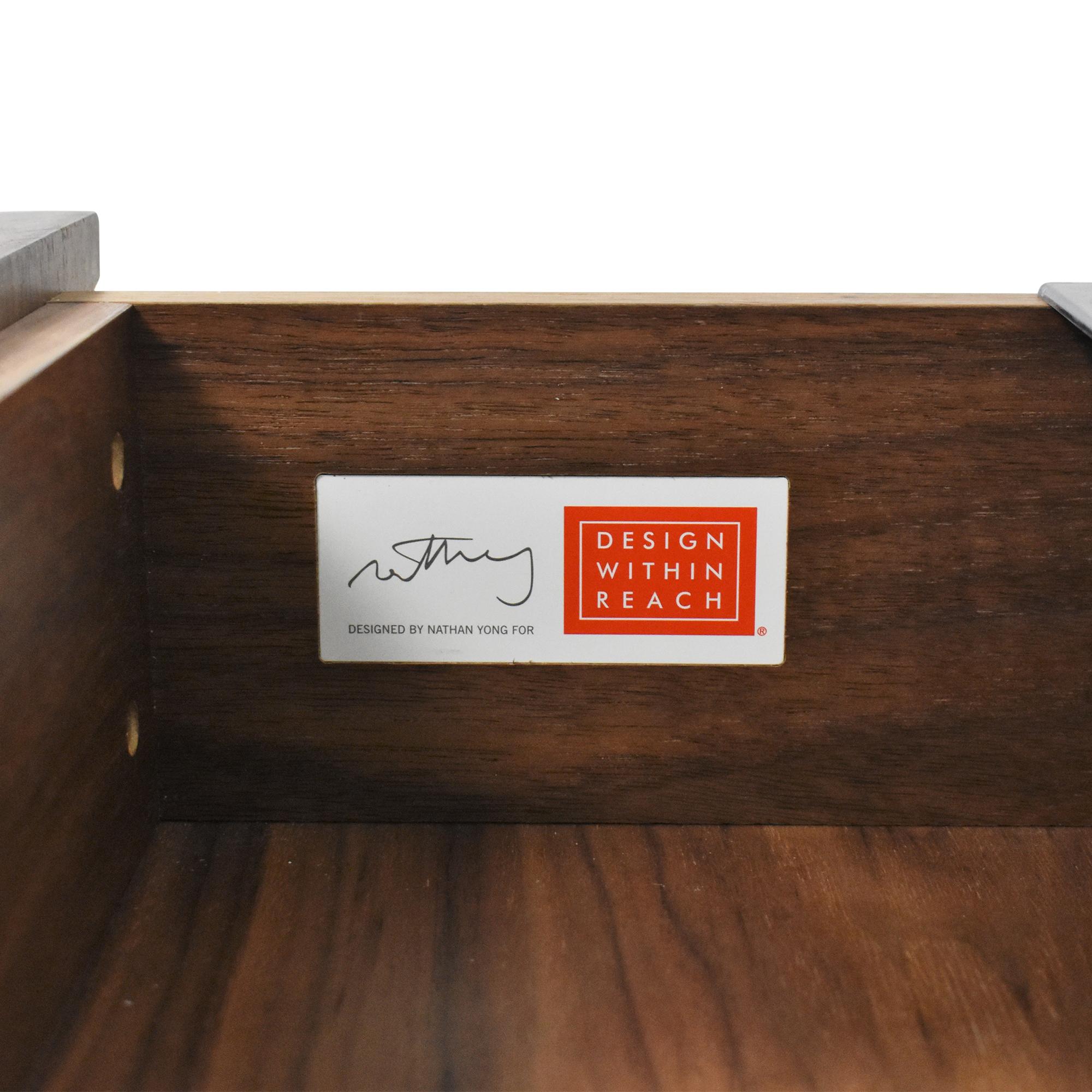 Design Within Reach  Design Within Reach Line File Pedestal Cabinet Filing & Bins