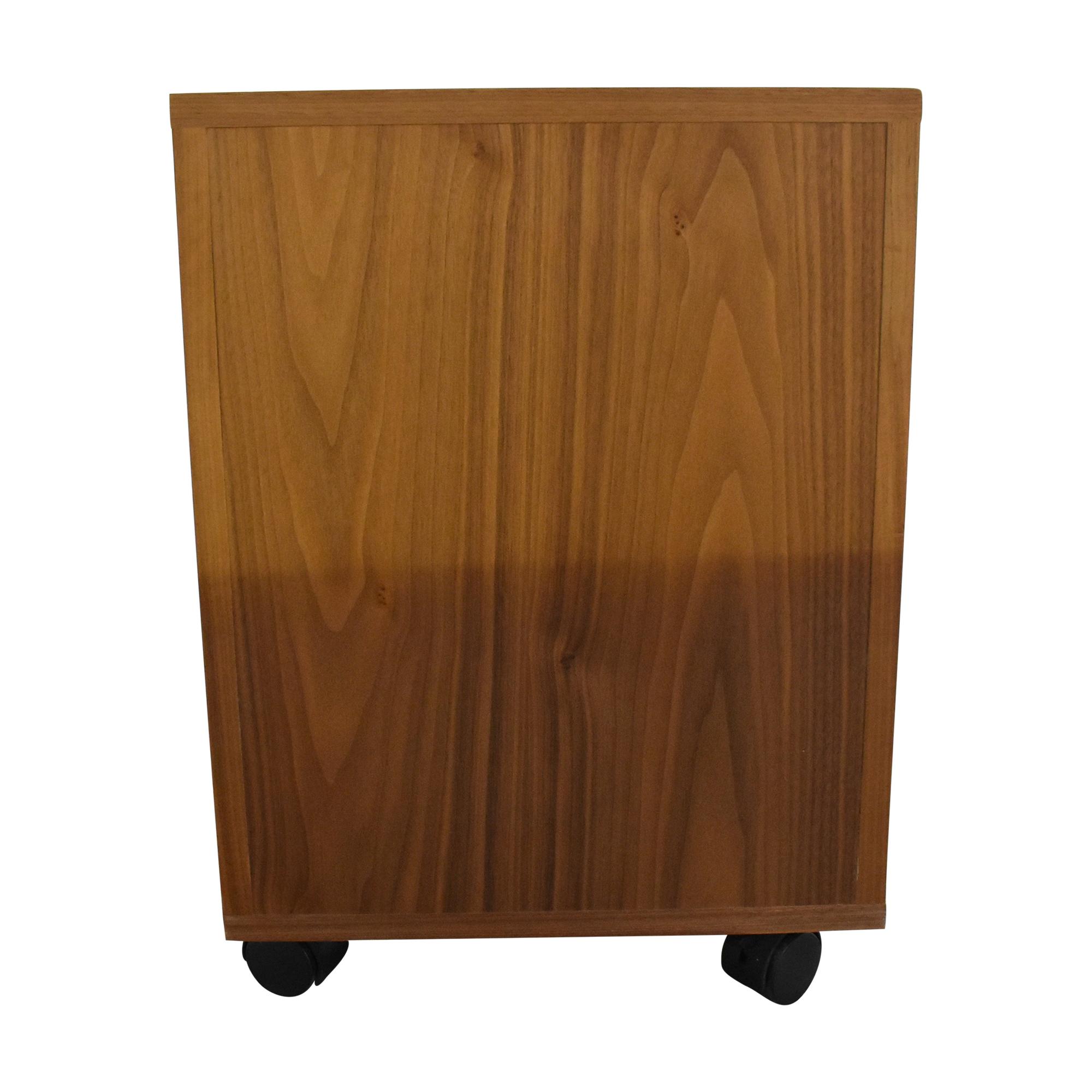Design Within Reach Line File Pedestal Cabinet sale