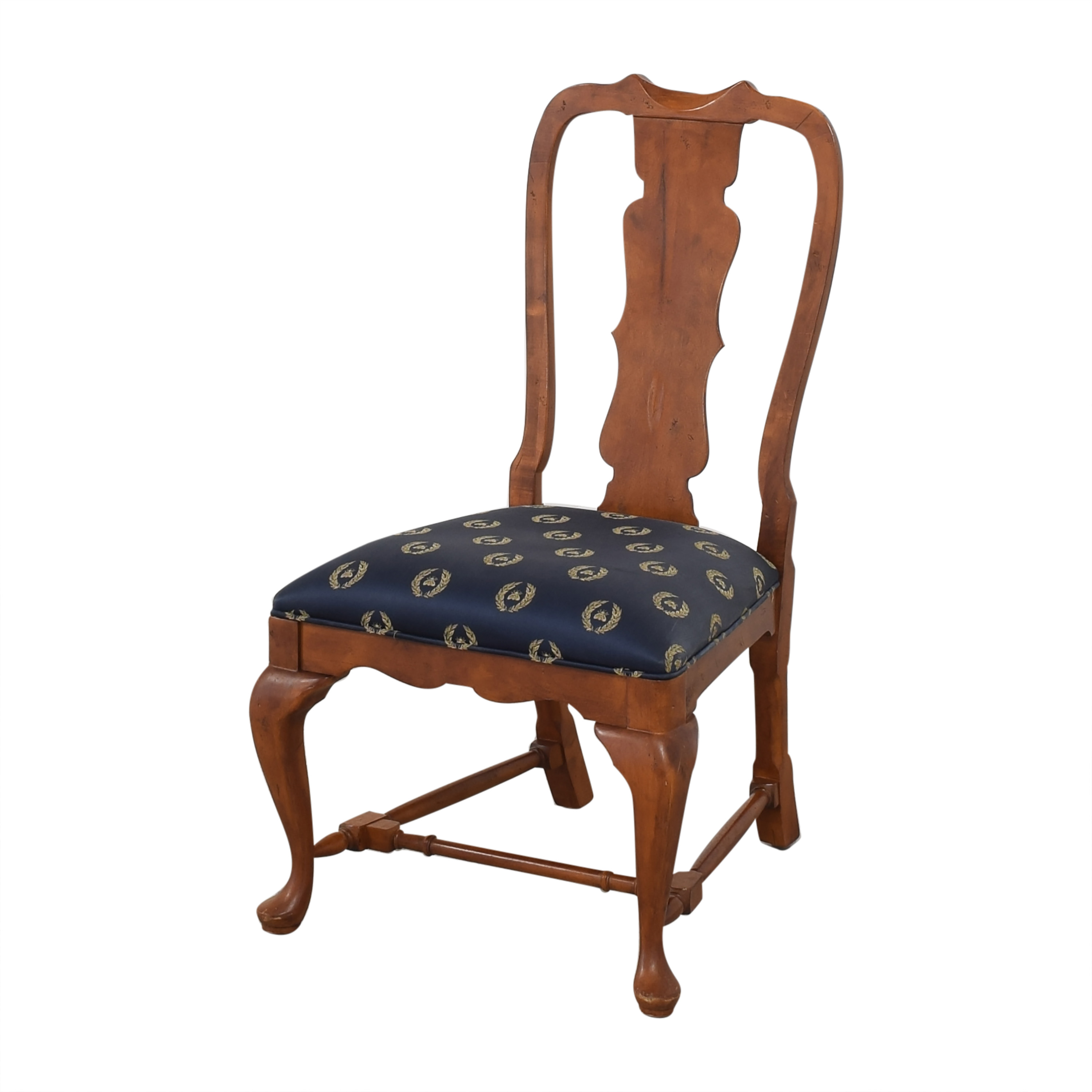 Century Furniture Century Furniture Fiddleback Dining Side Chairs  ma