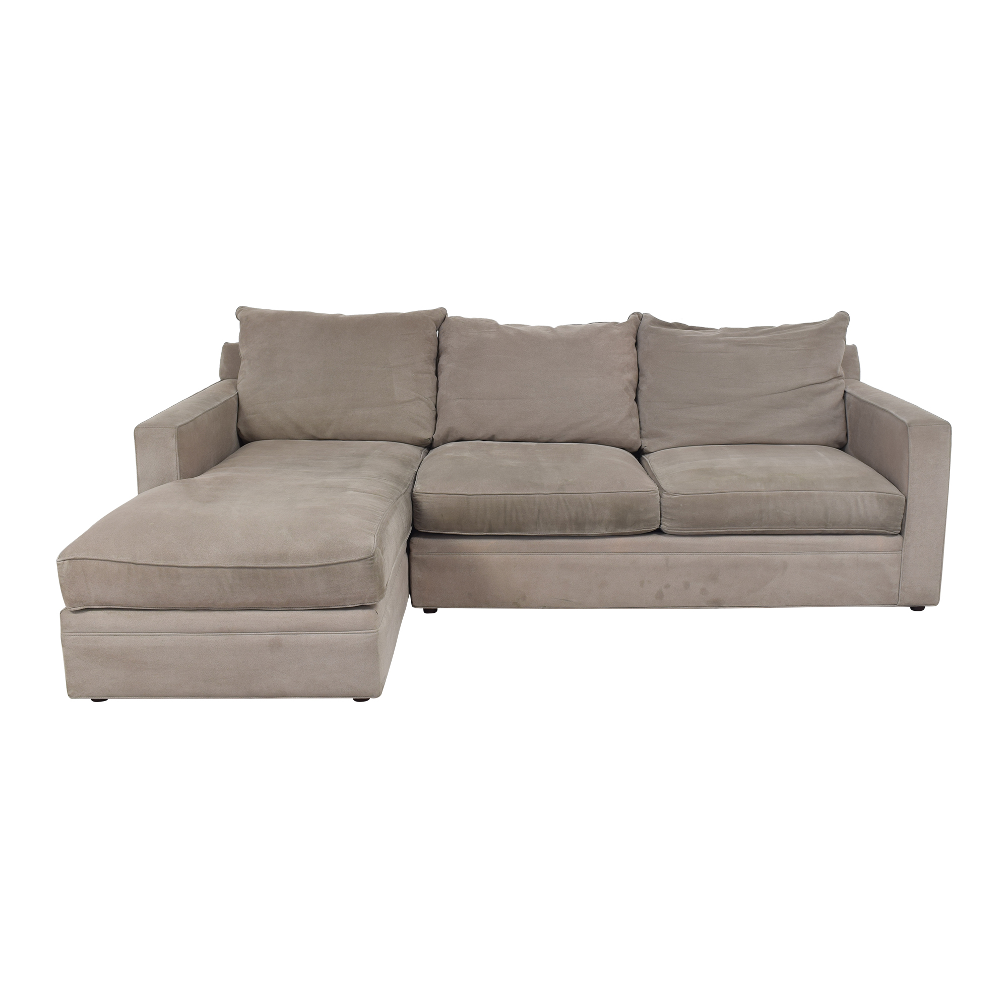 shop Room & Board Orson Sectional Sofa Room & Board Sectionals