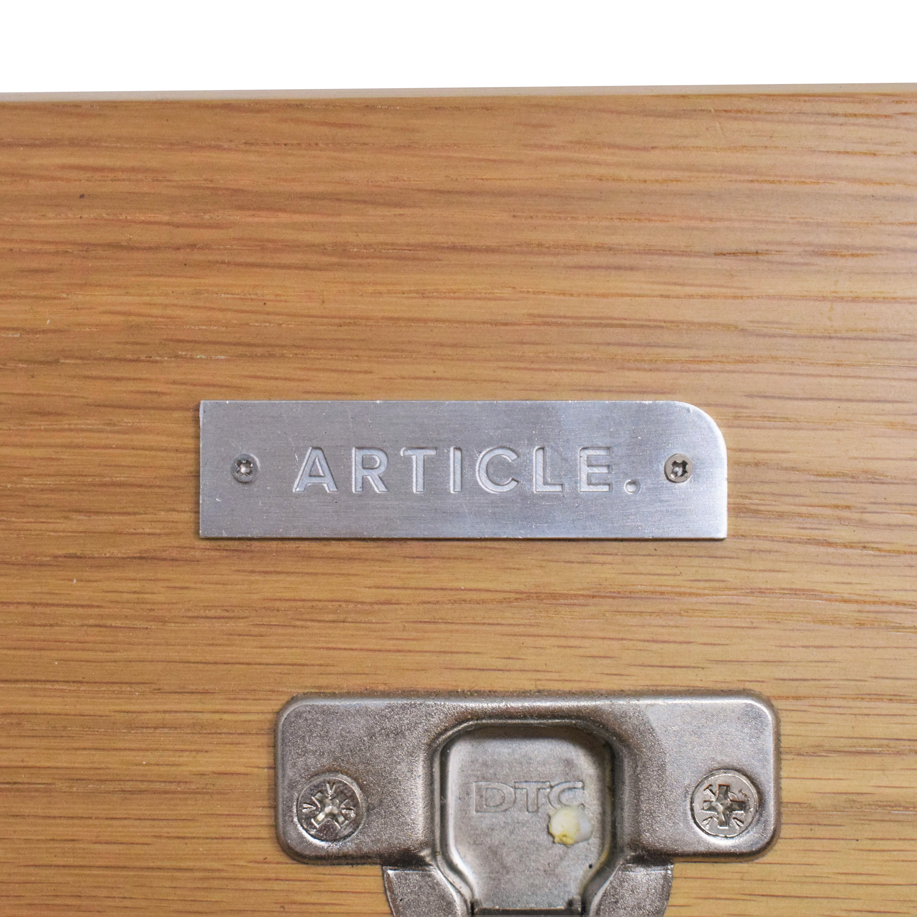 Article Article Madera Desk second hand