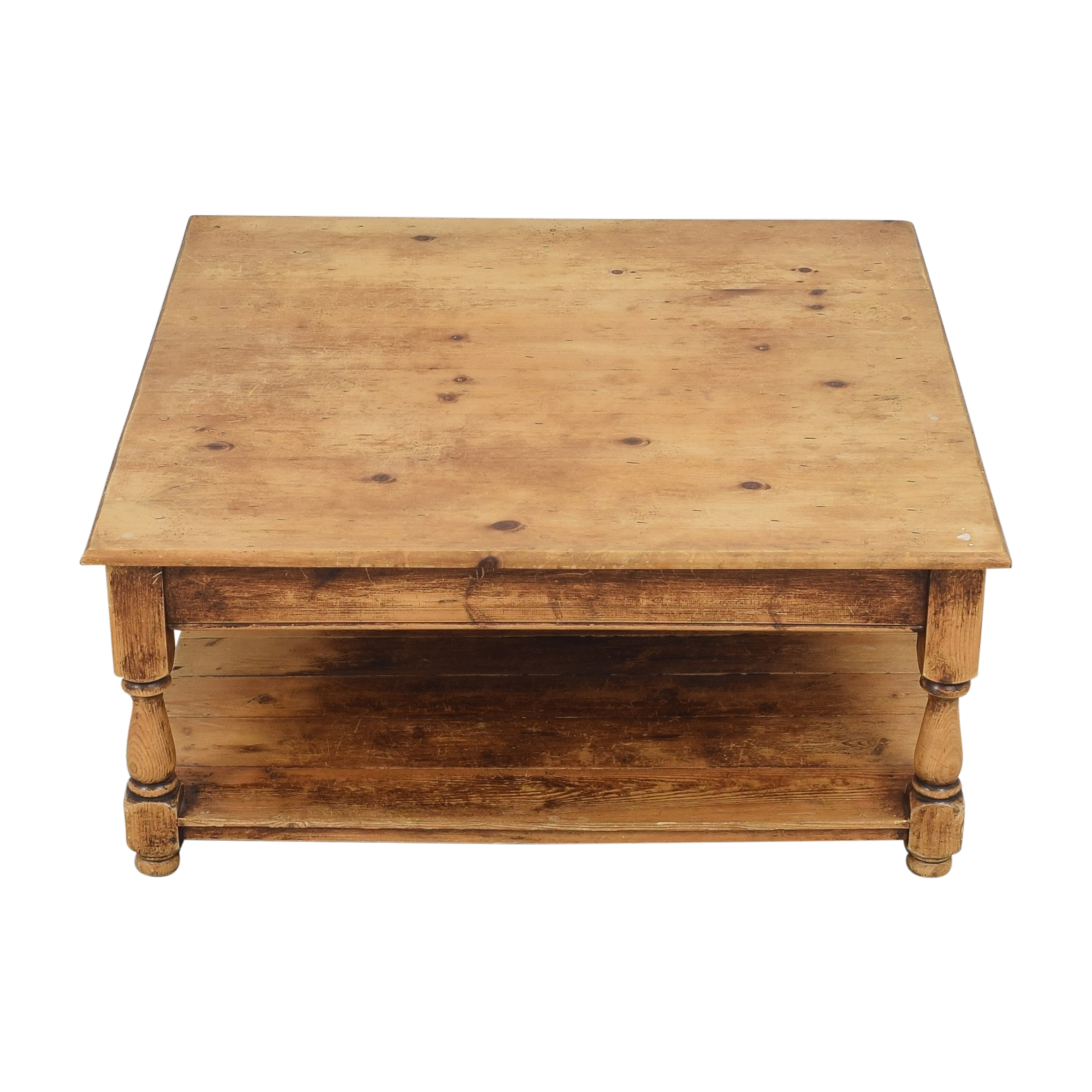 Rustic-Style Coffee Table pa