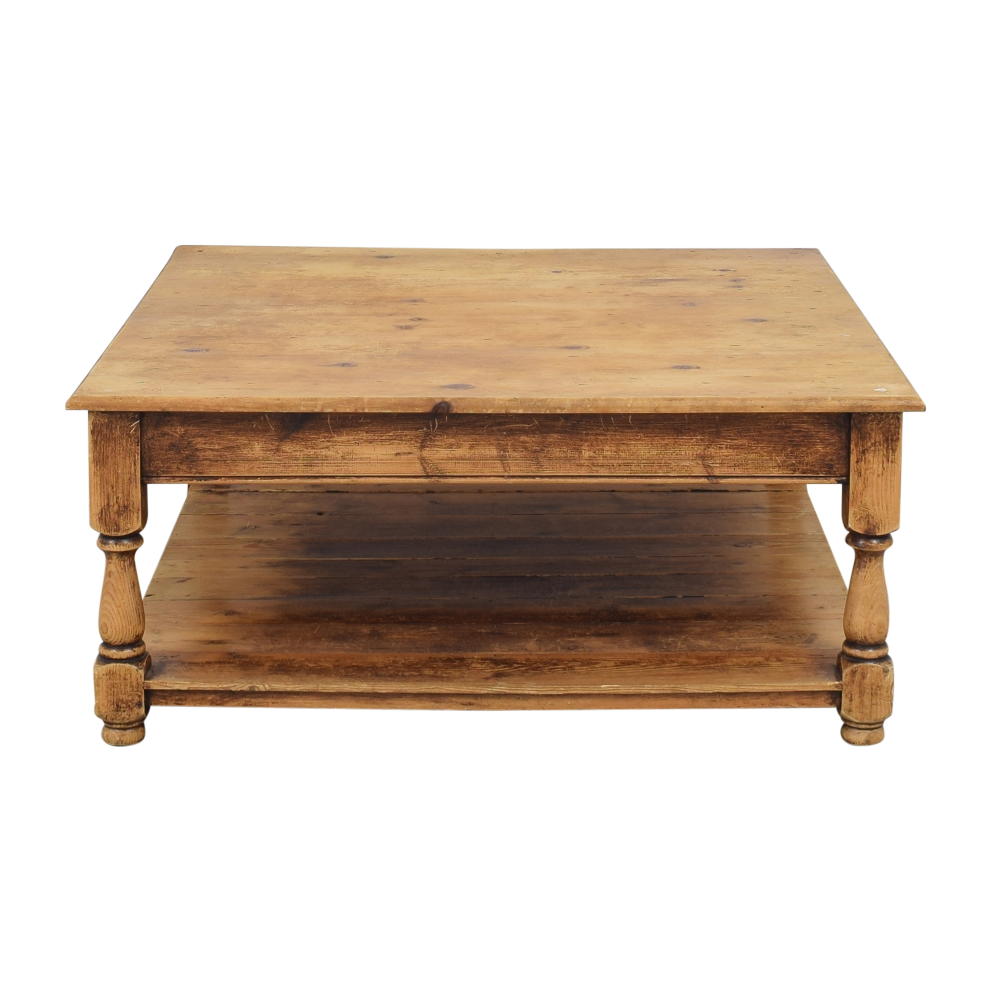 Rustic-Style Coffee Table nyc