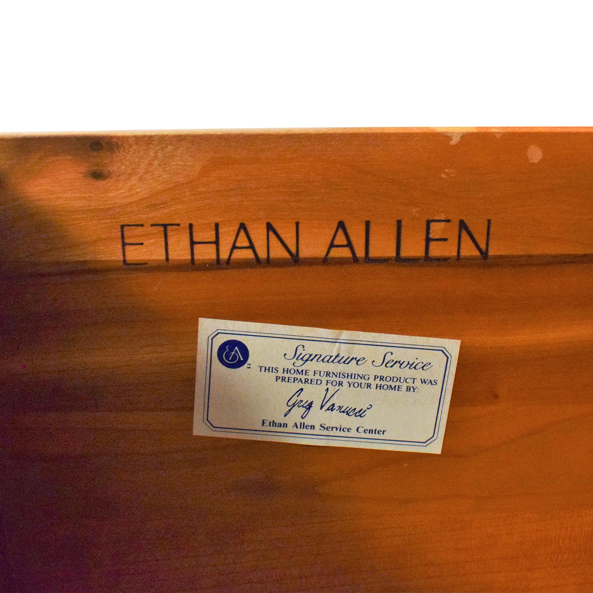 Ethan Allen Ethan Allen American Impressions Media Armoire discount