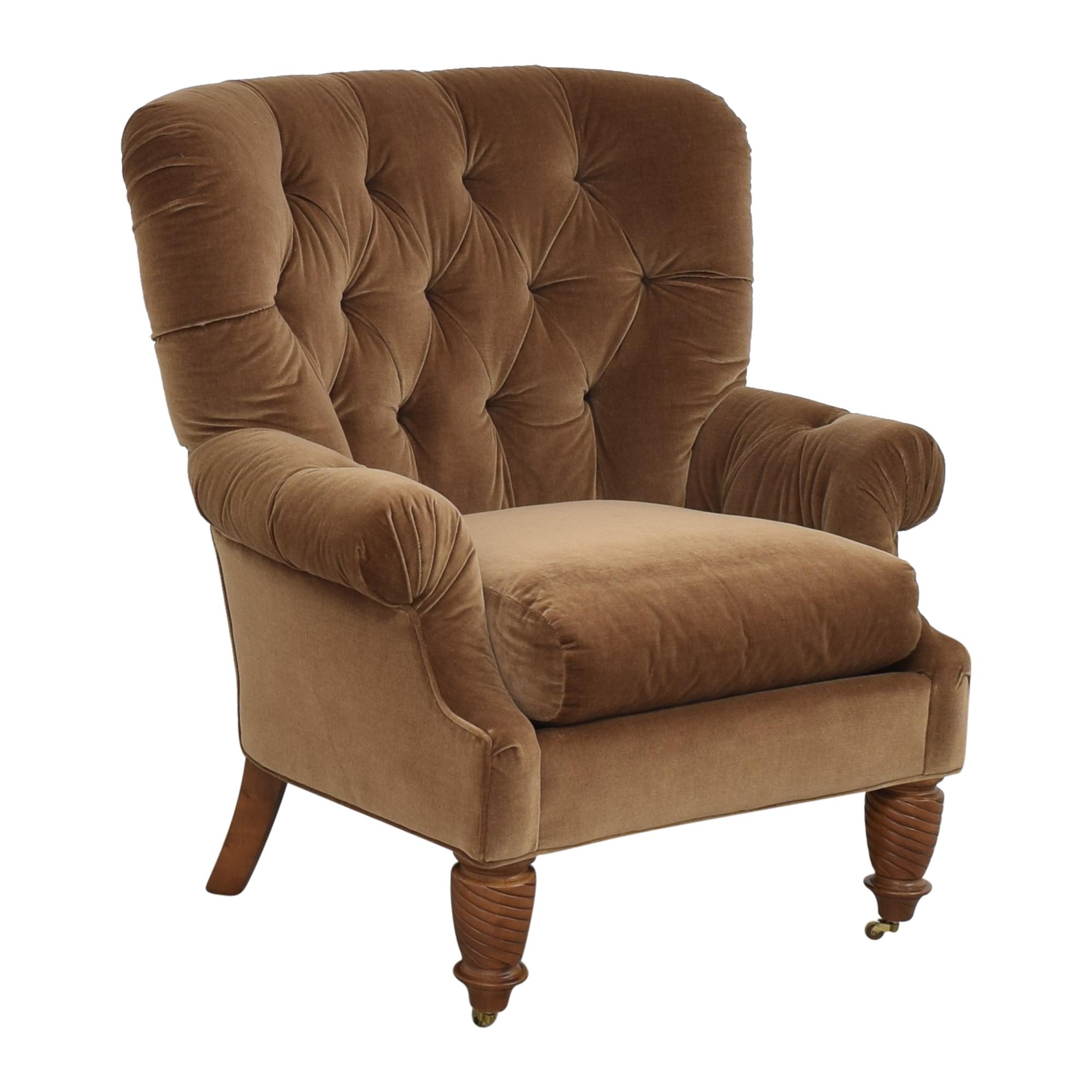 Kravet Kravet Tufted Accent Chair ma