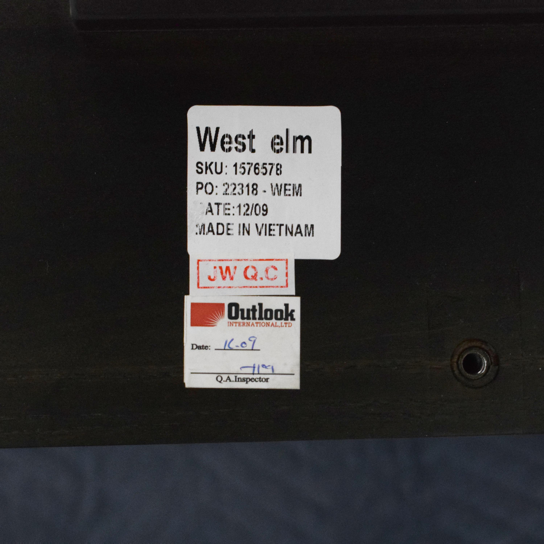 West Elm West Elm Terra Platform Queen Bed discount