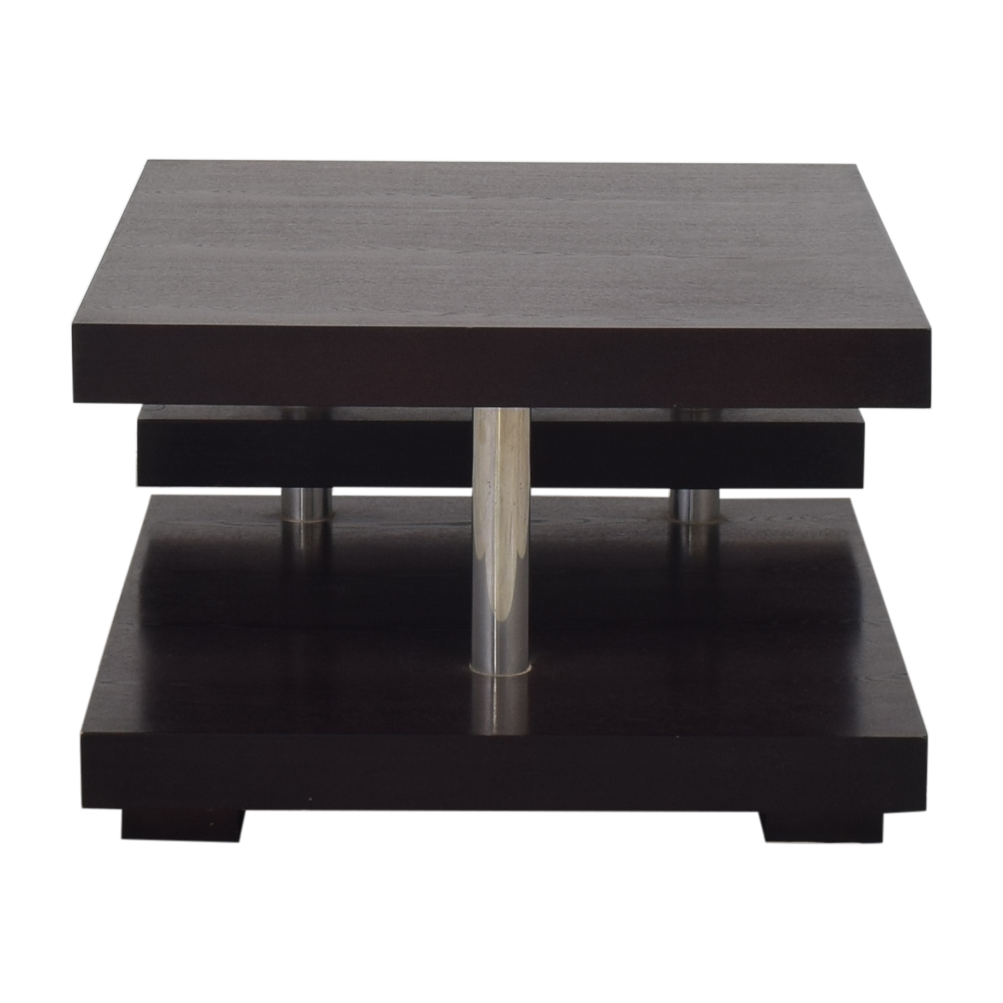 Contemporary Square Coffee Table Tables