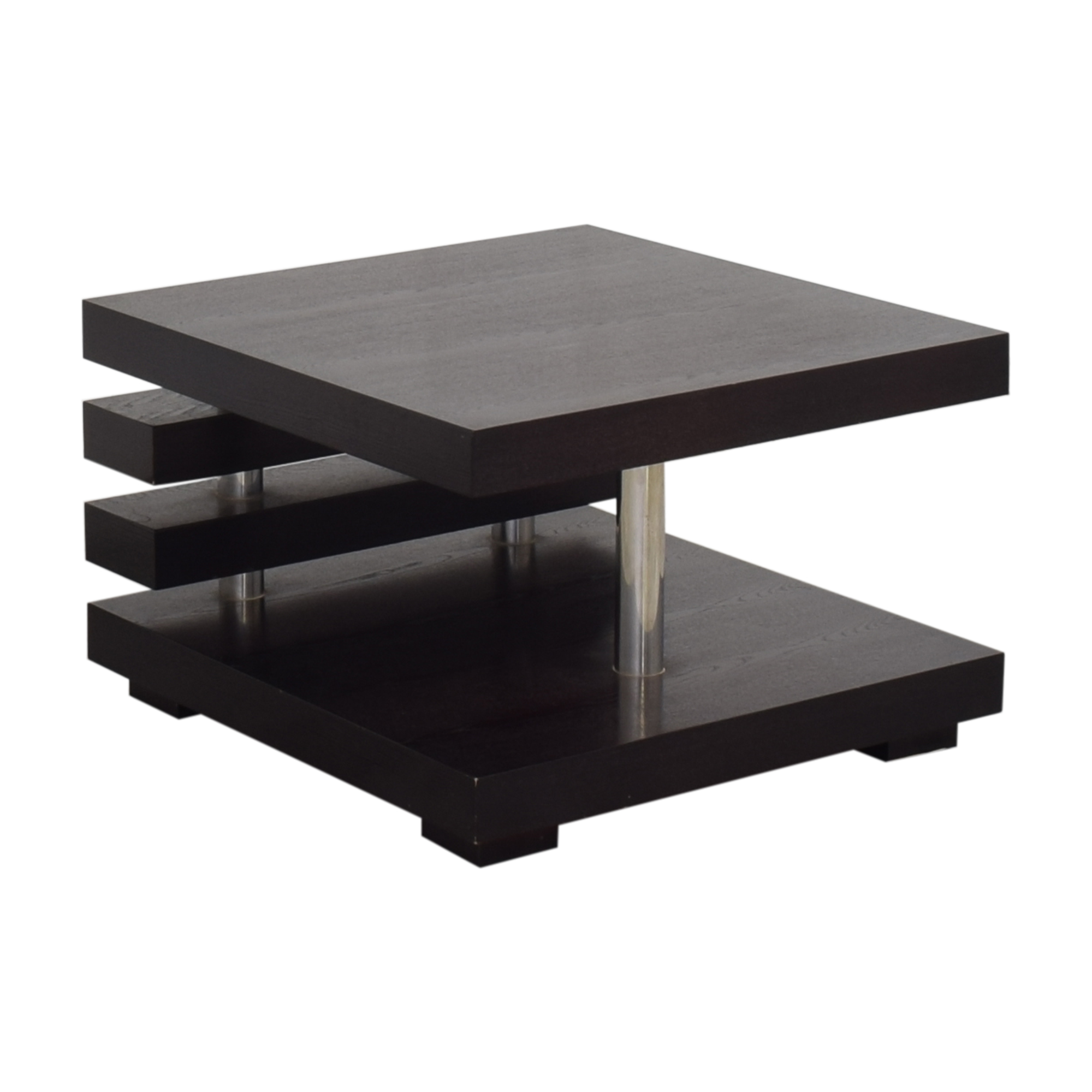 Contemporary Square Coffee Table second hand