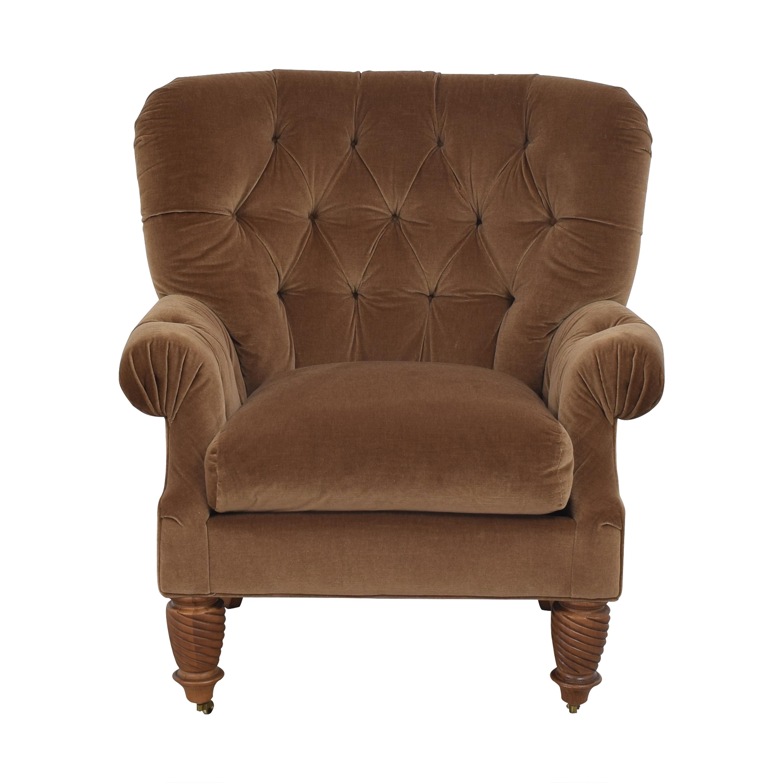Kravet Kravet Tufted Accent Chair  used
