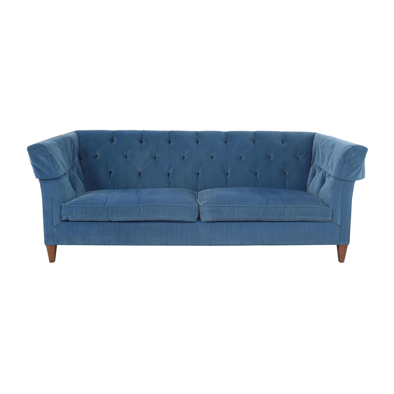 buy Ethan Allen Shelton Grand Sofa Ethan Allen