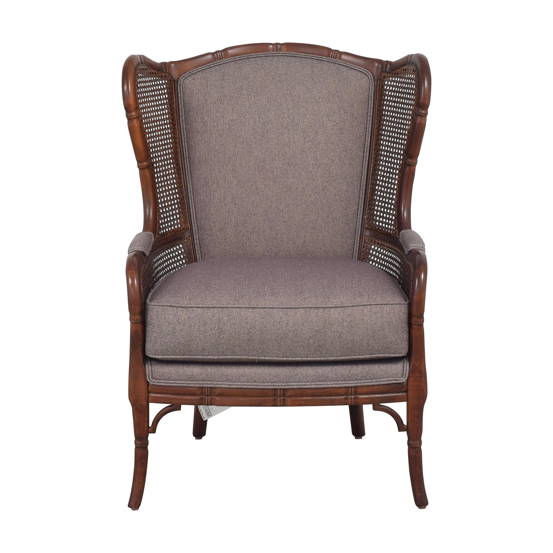Ethan Allen Ethan Allen Vintage Wing Chair discount