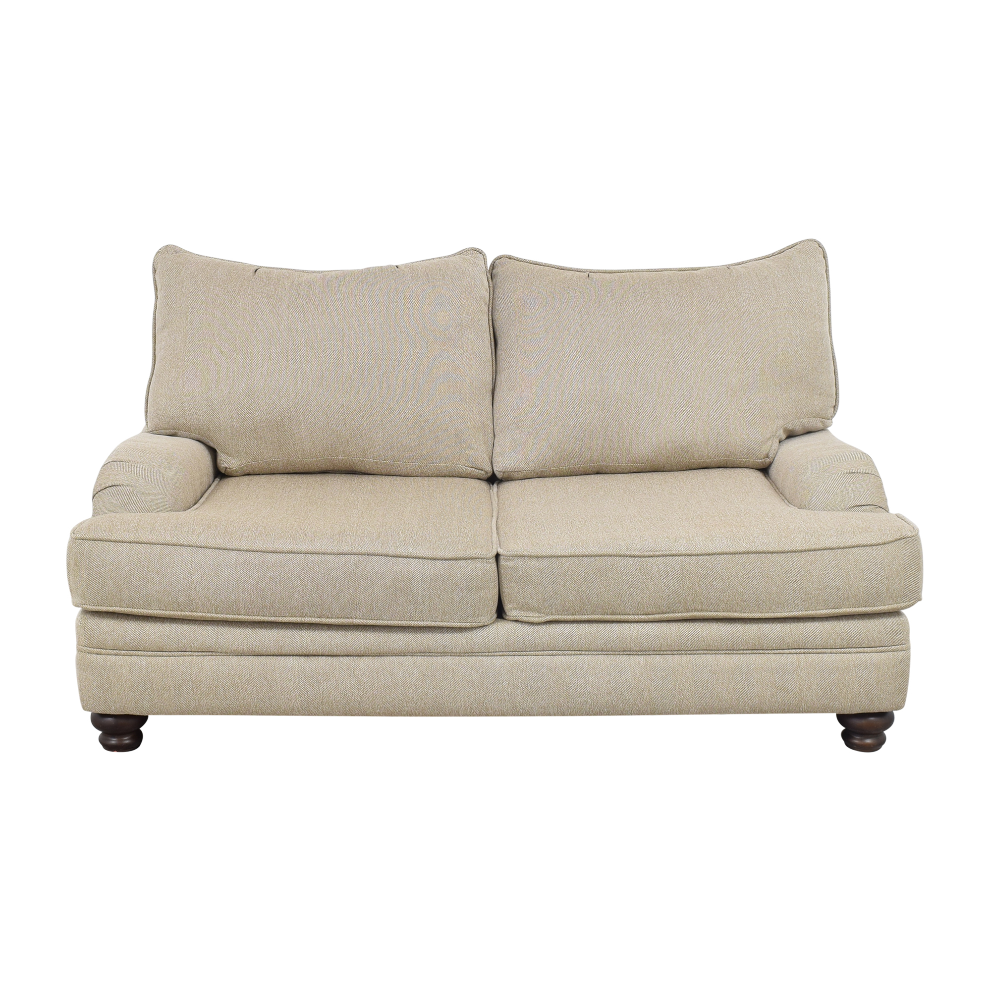 Corinthian Corinthian English Roll Arm Sofa used