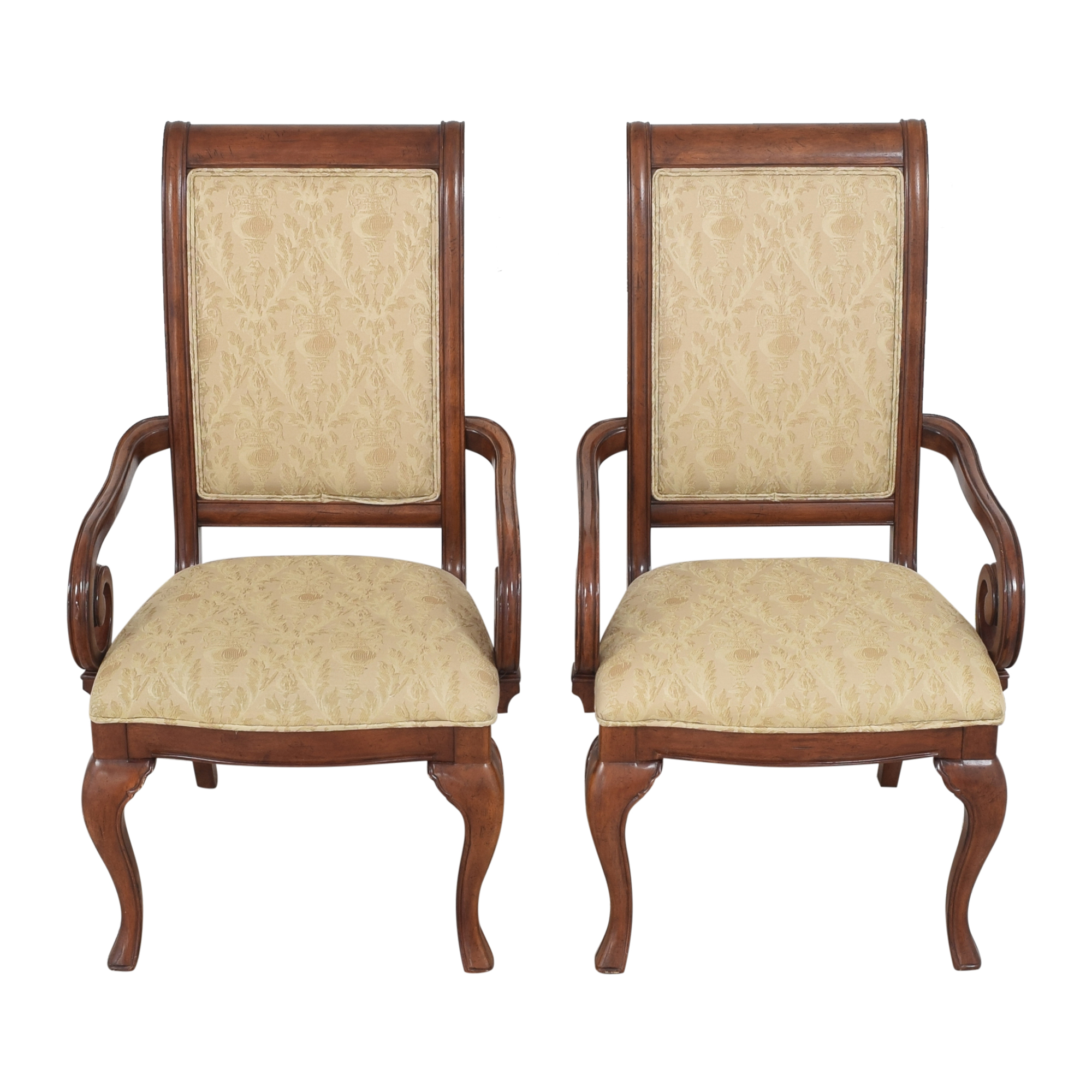Thomasville Thomasville Dining Arm Chairs nj