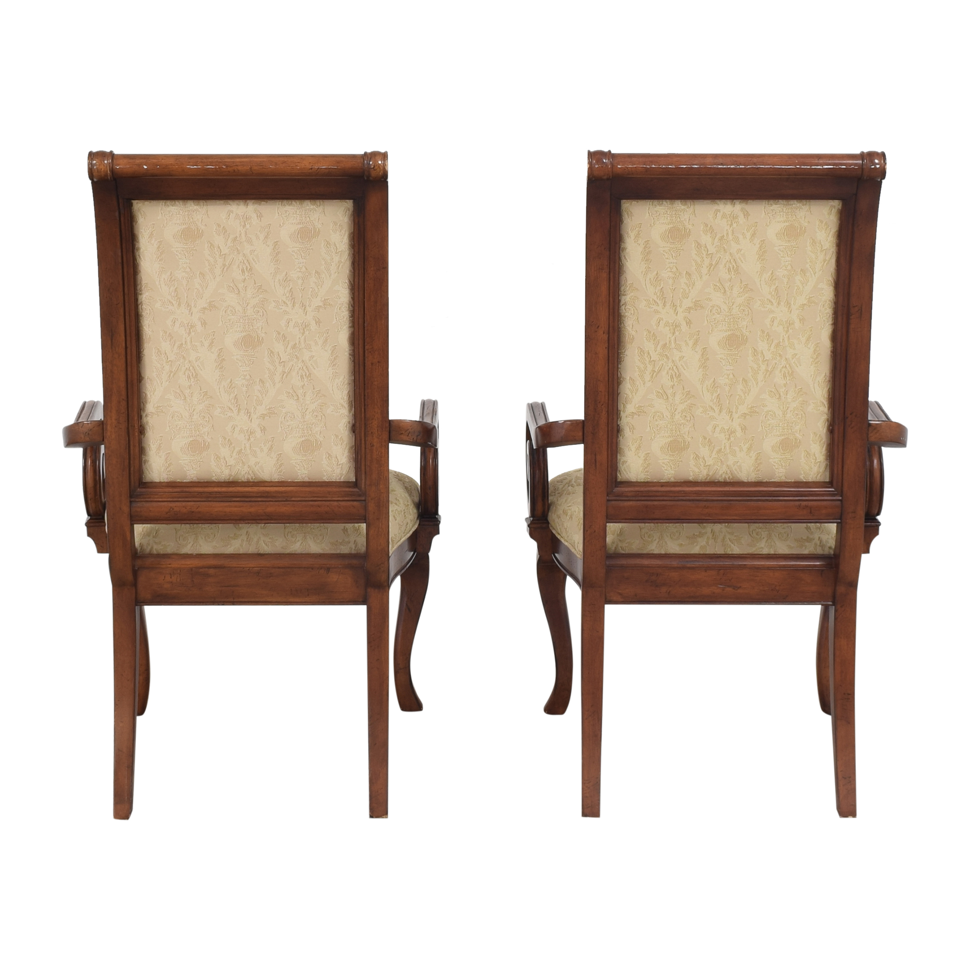 Thomasville Thomasville Dining Arm Chairs discount