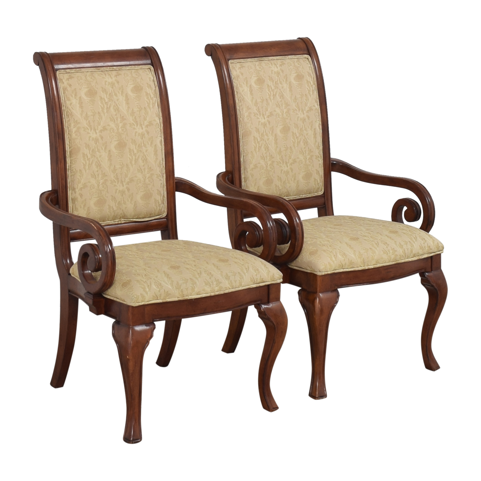 Thomasville Thomasville Dining Arm Chairs Dining Chairs