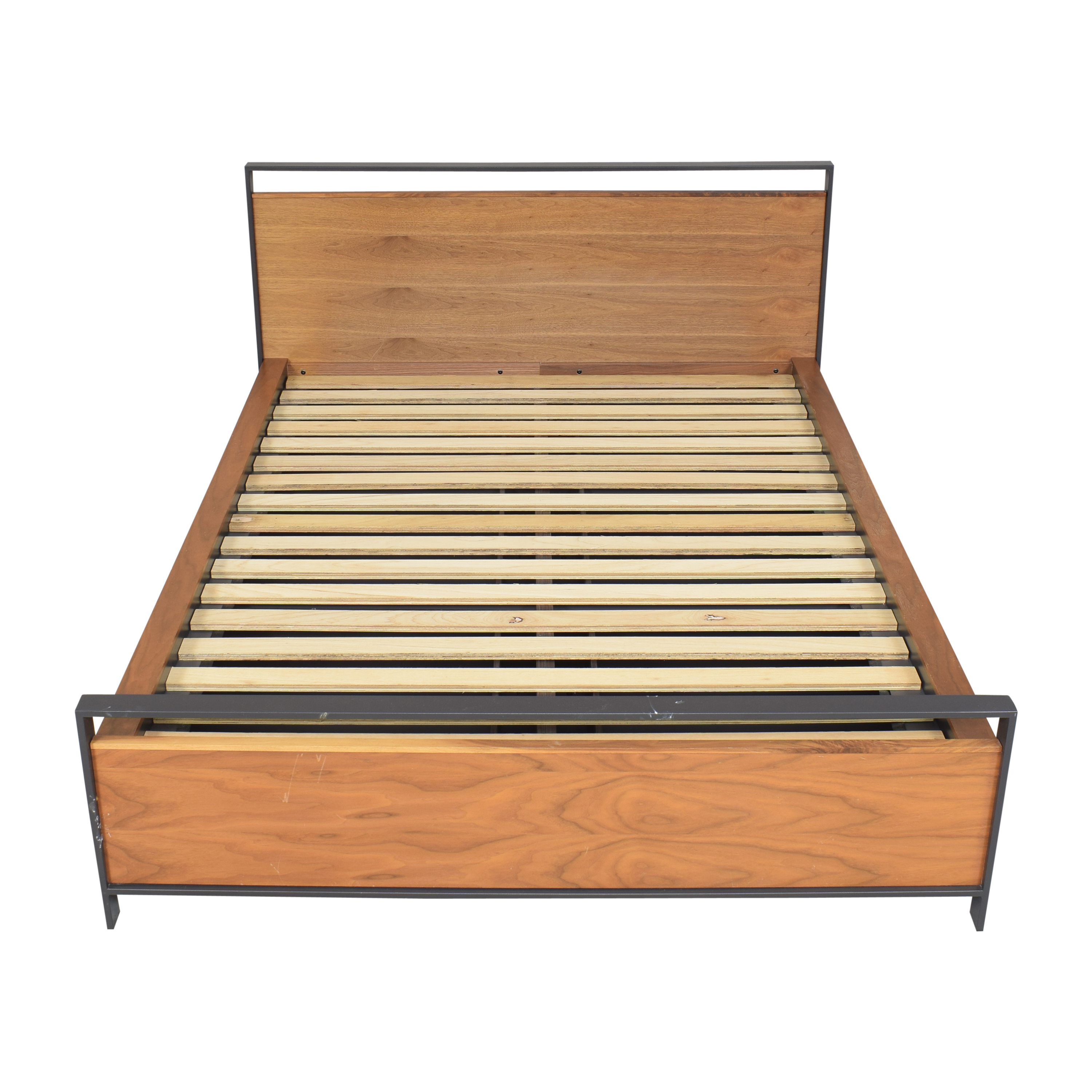 Crate & Barrel Bowery Queen Storage Bed / Beds