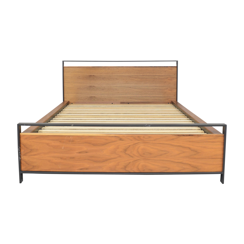 Crate & Barrel Bowery Queen Storage Bed Crate & Barrel