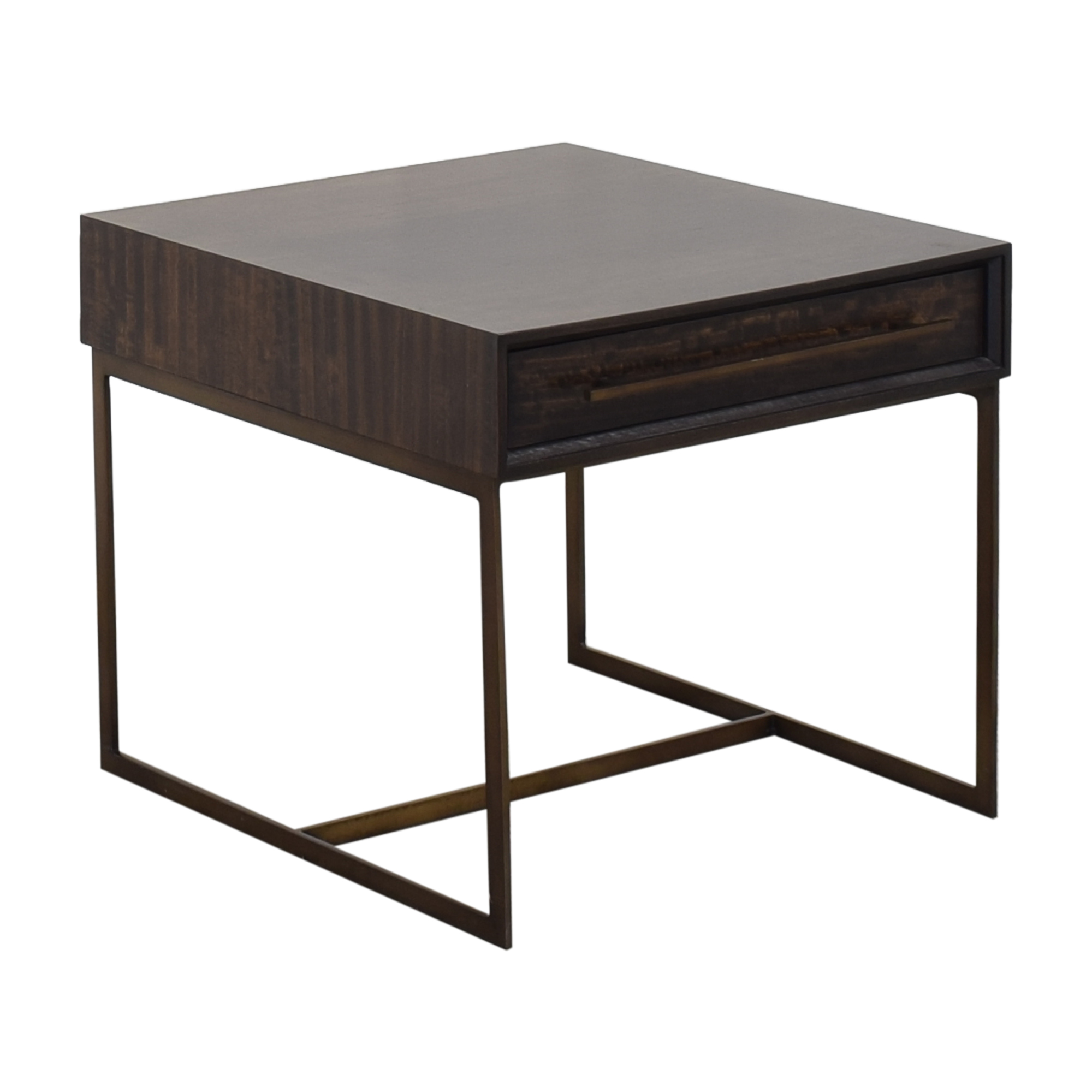 Mitchell Gold + Bob Williams Mitchell Gold + Bob Williams Allure Drawer Side Table ma