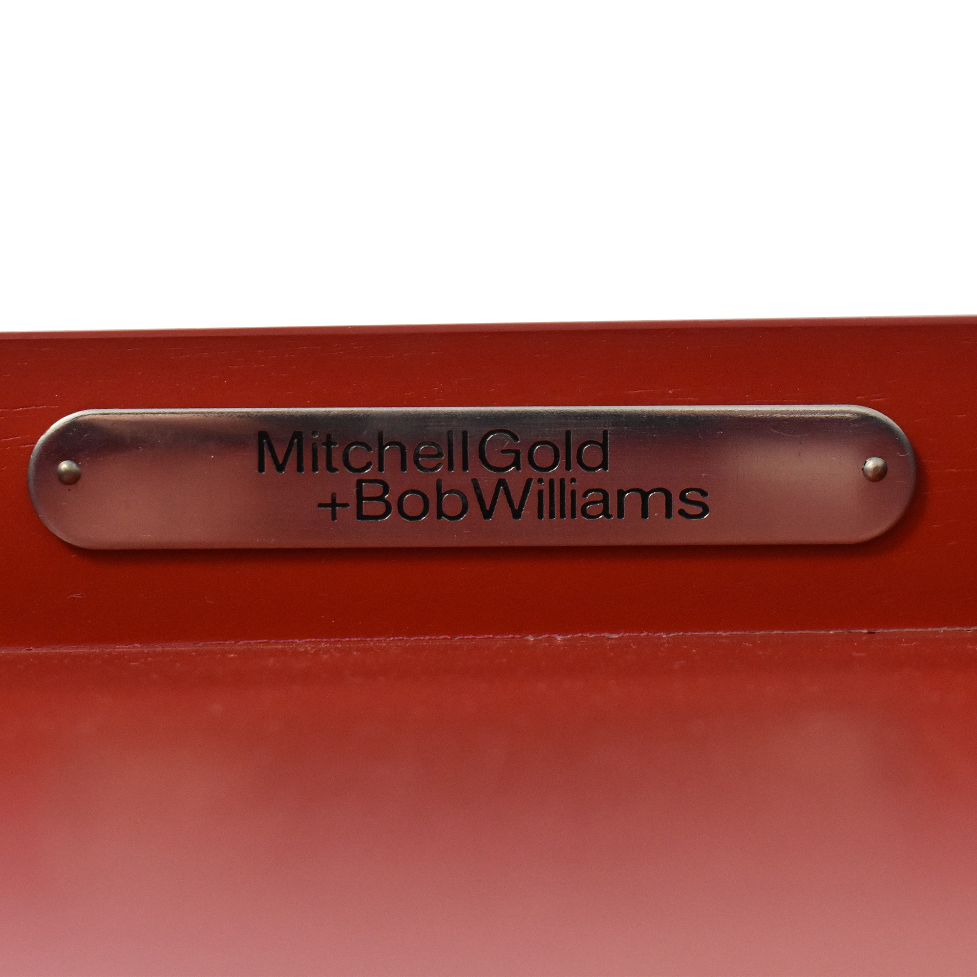 buy Mitchell Gold + Bob Williams Allure Drawer Side Table Mitchell Gold + Bob Williams