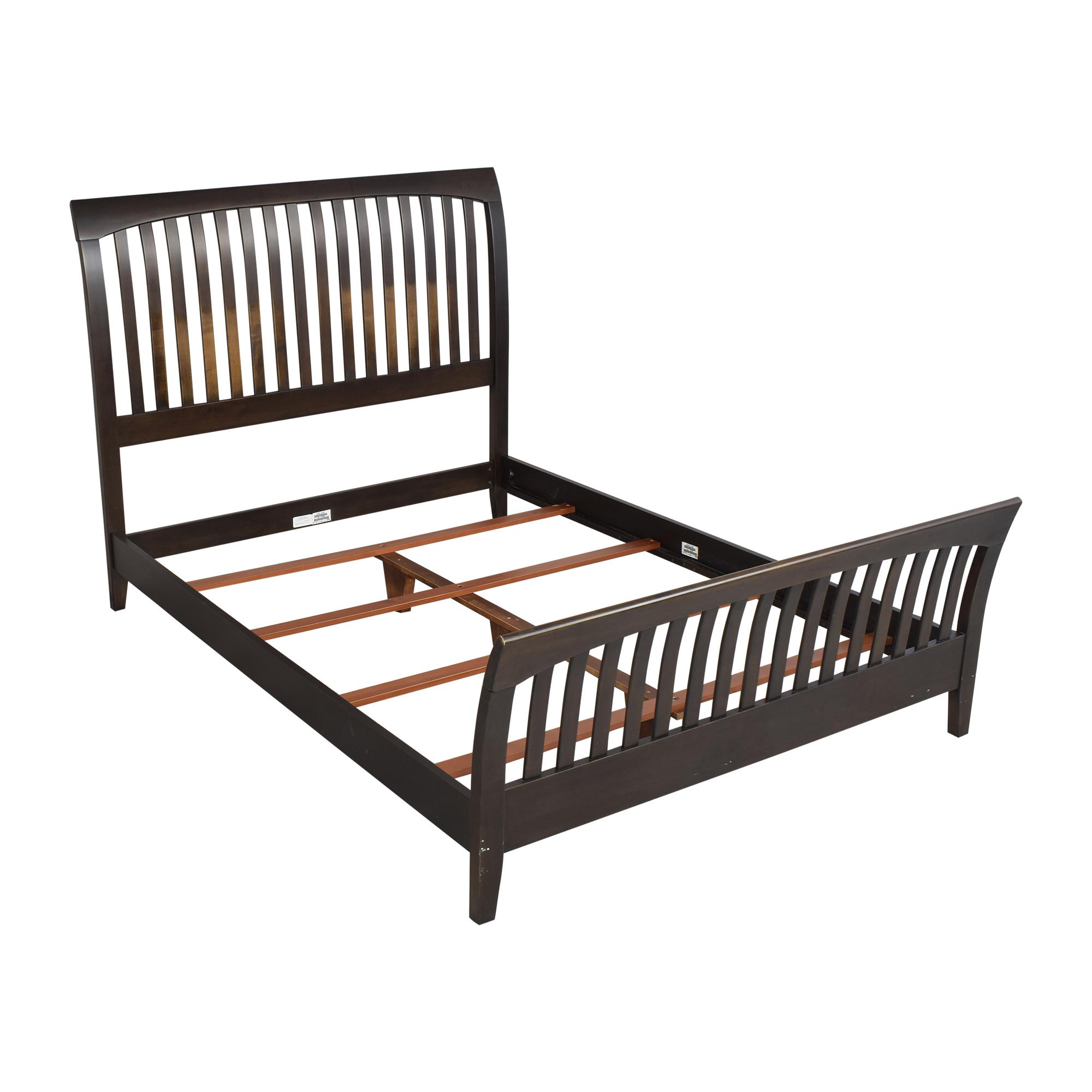 Ethan Allen Ethan Allen American Artisan Mission Queen Bed discount