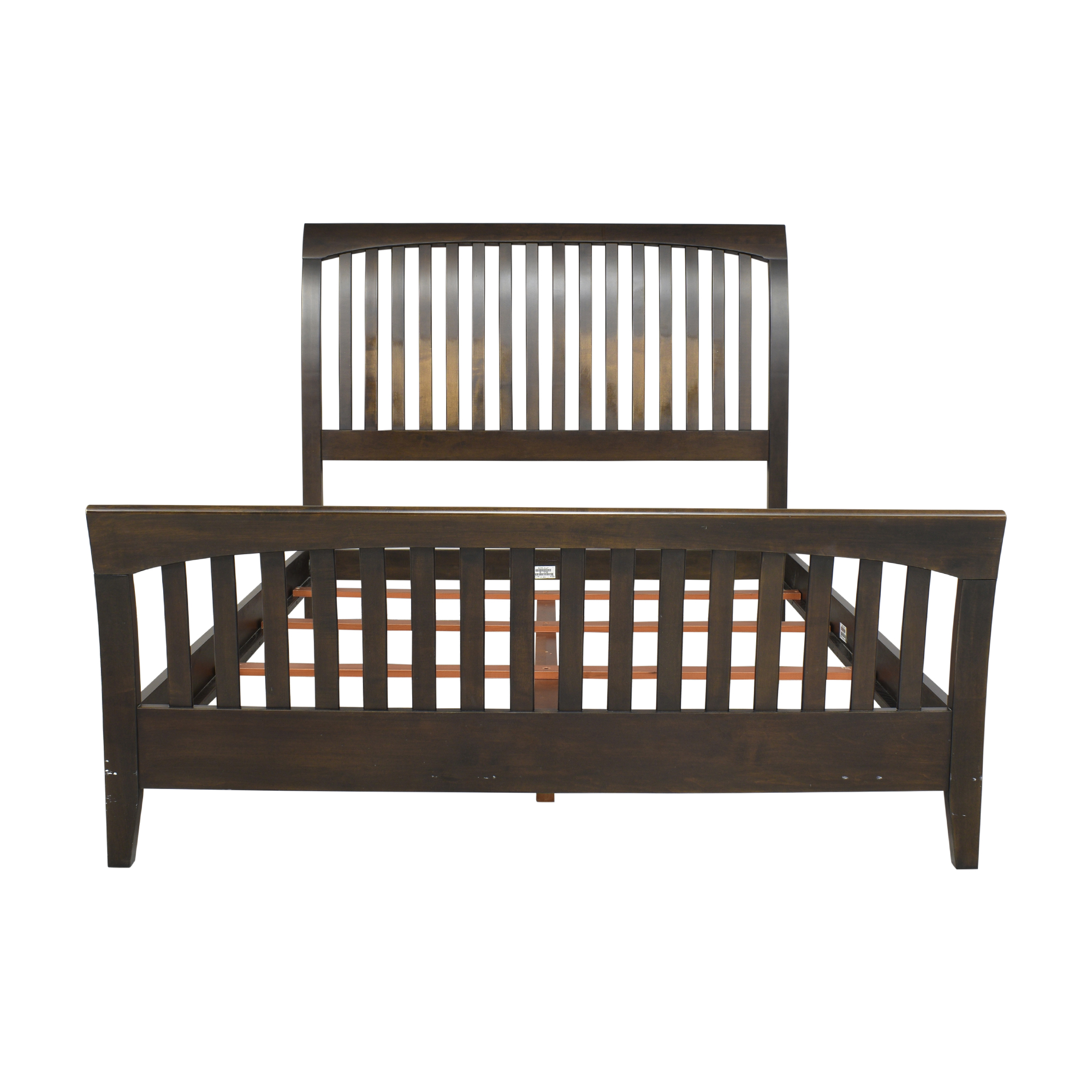 Ethan Allen American Artisan Mission Queen Bed sale