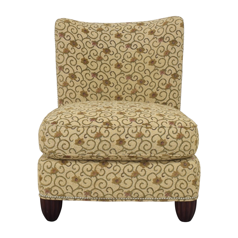 Baker Furniture Baker Furniture Slipper Chair ma