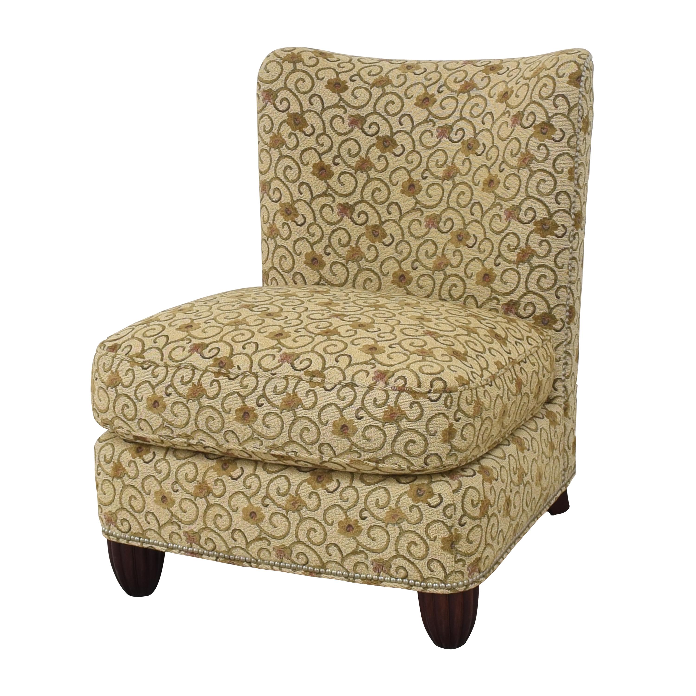 Baker Furniture Baker Furniture Slipper Chair nj