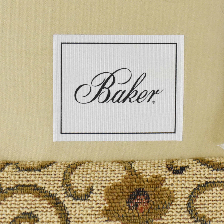 Baker Furniture Slipper Chair / Chairs